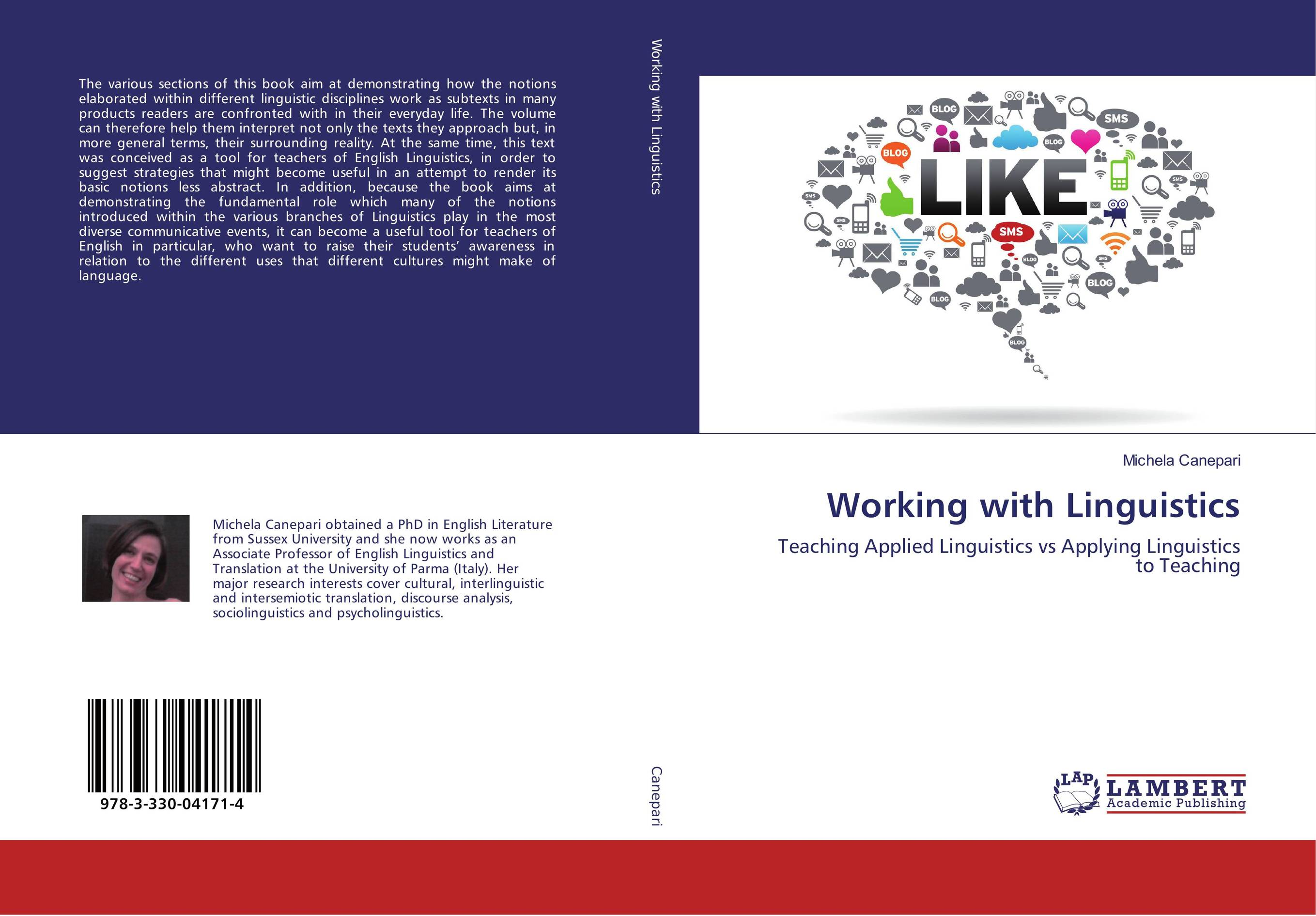 9783330041714 Working with Linguistics Michela Canepari