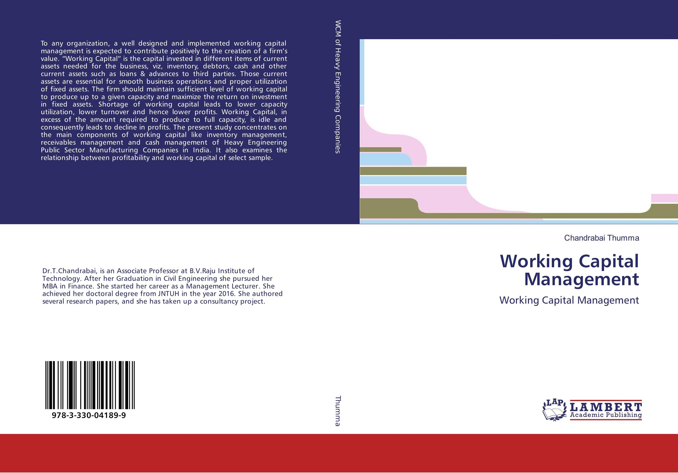 woking capital management in organisation Working capital management holds an important place in the theory of finance a large number of tools and techniques have been developed in the past to ensure optimal allocation of funds various authors have approached the study of working capital management in different ways.
