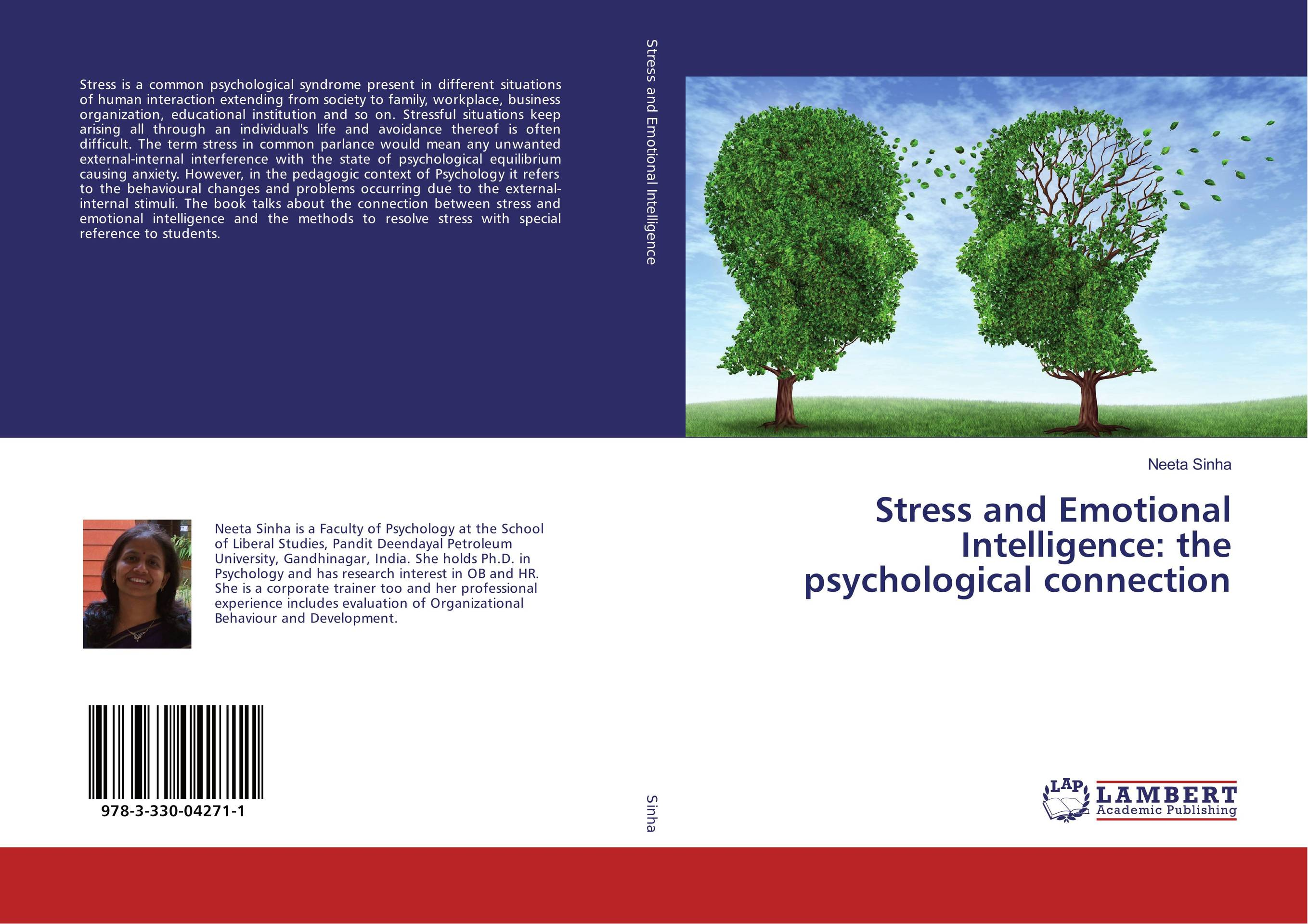 9783330042711 Stress and Emotional Intelligence the psychological connection