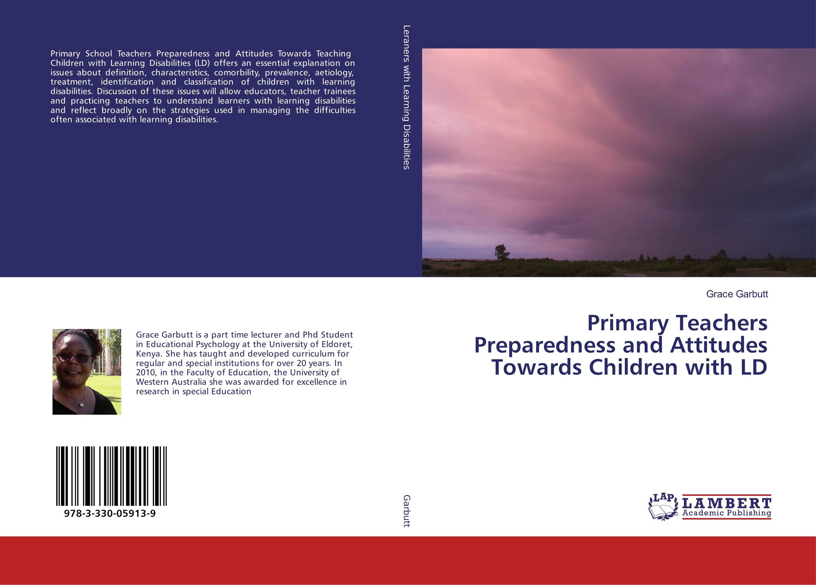 teachers attitude towards children with disabilities education essay We work with partners to promote the inclusion of children with disabilities into society by stimulating changes in attitudes and practices of the general public and service providers toward children with disabilities.