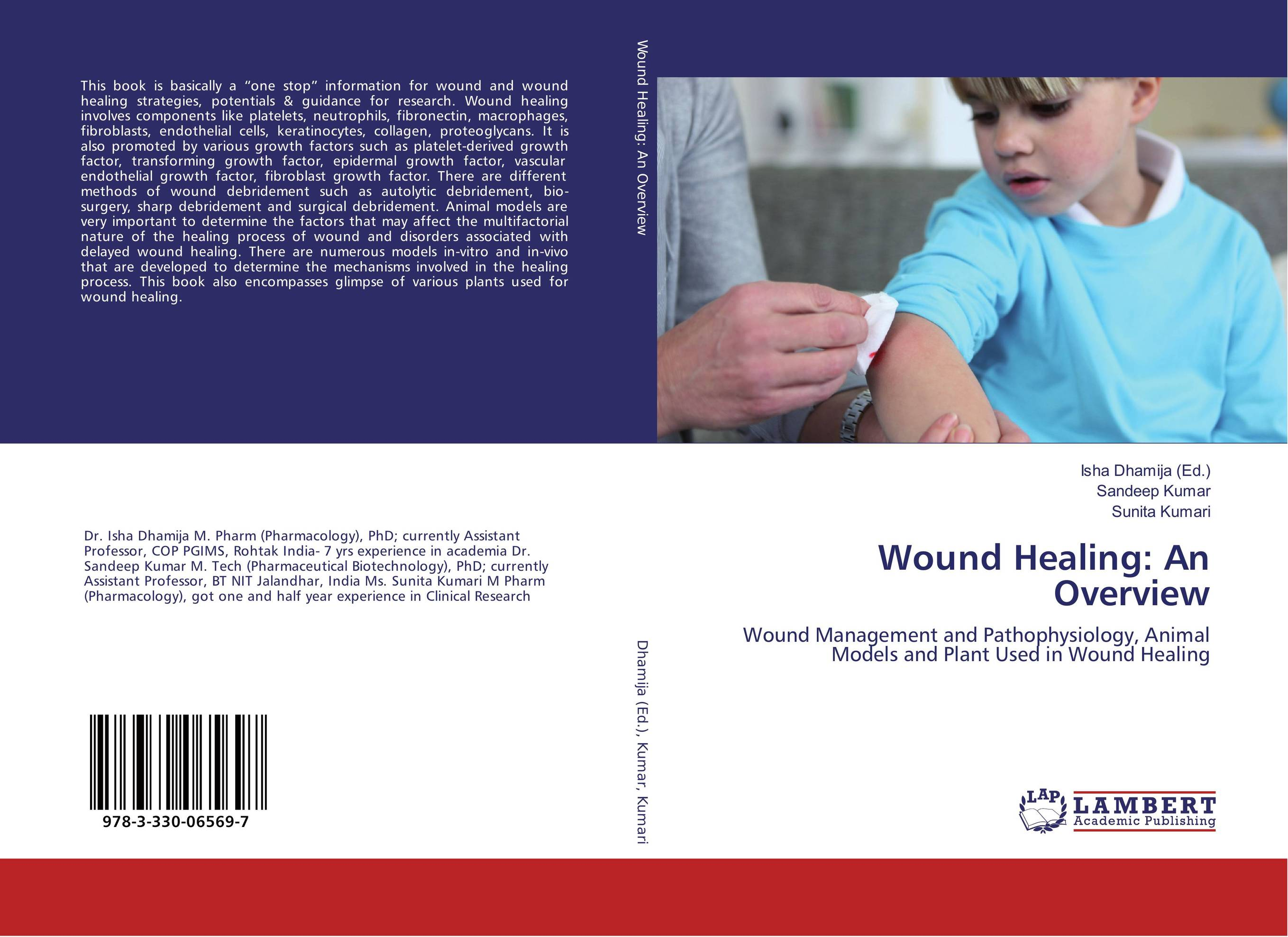 wound healing research papers University of notre dame researchers have, for the first time, identified the enzymes that are detrimental to diabetic wound healing and those that are beneficial to repair the wound.