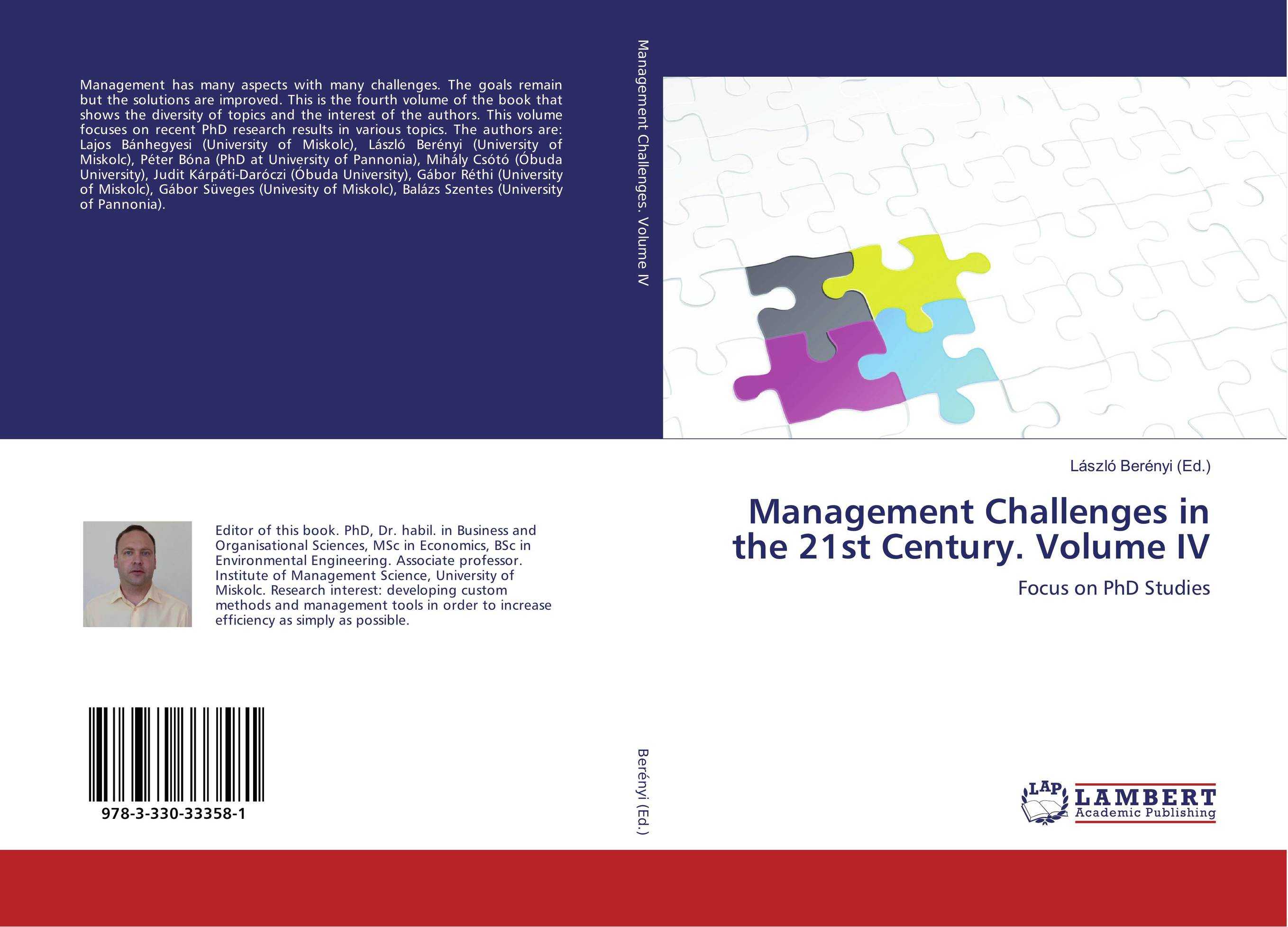 management challenges for the st 21 Abstract: management being a social discipline deals with the behavior of people and human insight hence, hence, workforce diversity is the biggest challenge and at the same times the biggest opportunity for the 21st century.