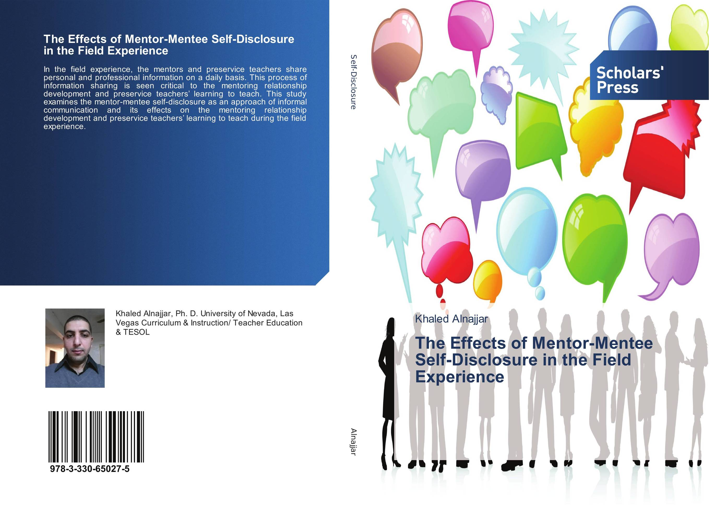9783330650275 The Effects of MentorMentee SelfDisclosure in thld Experience