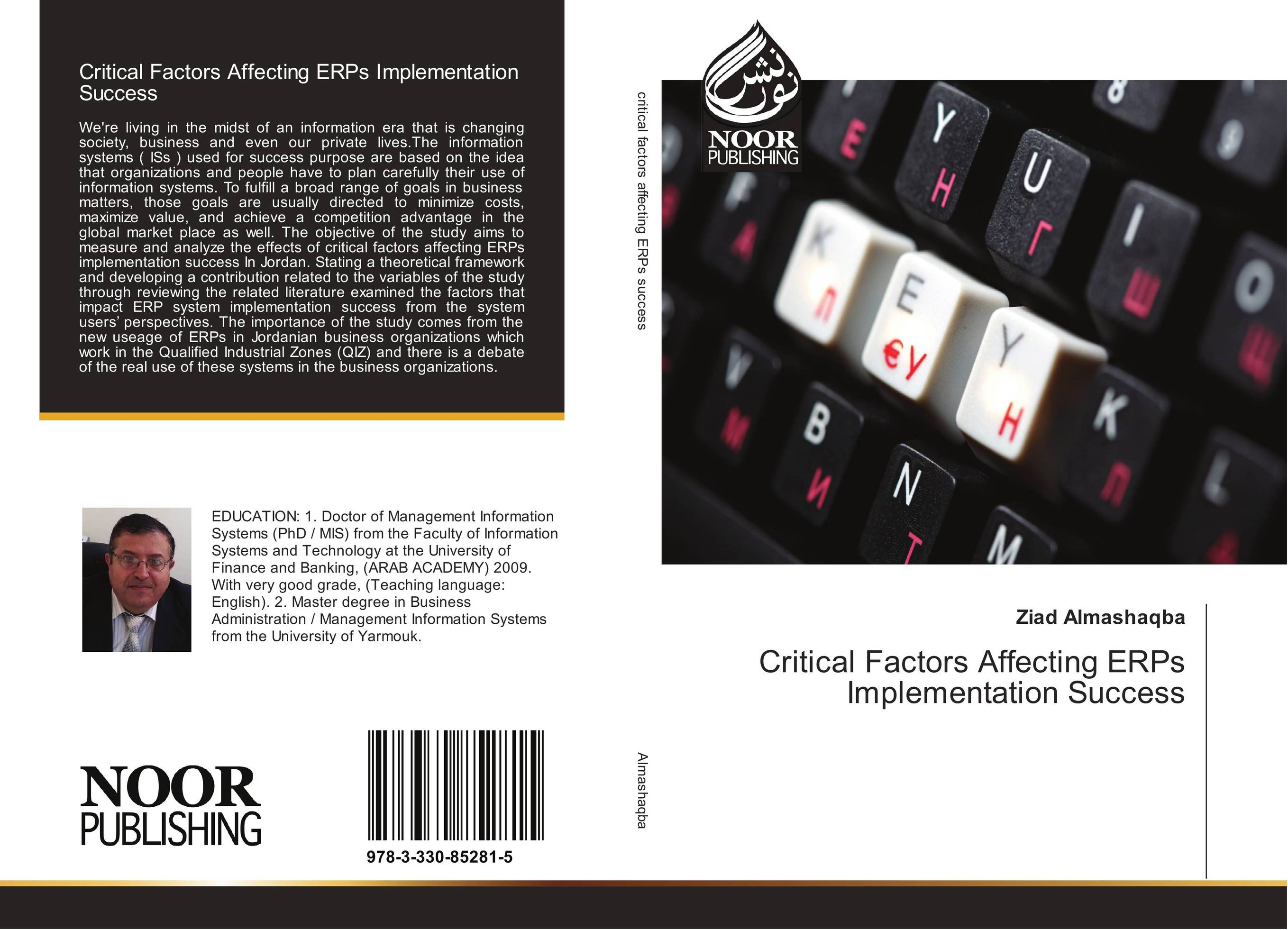 critical factors for successful erp implementation Ten critical factors for successful acquisitions the study of critical success factors for knowledge-based technology service industry the technical system: information, information technology, and information systems critical factors for successful erp implementation critical issues in managing information systems in organisations enterprise.