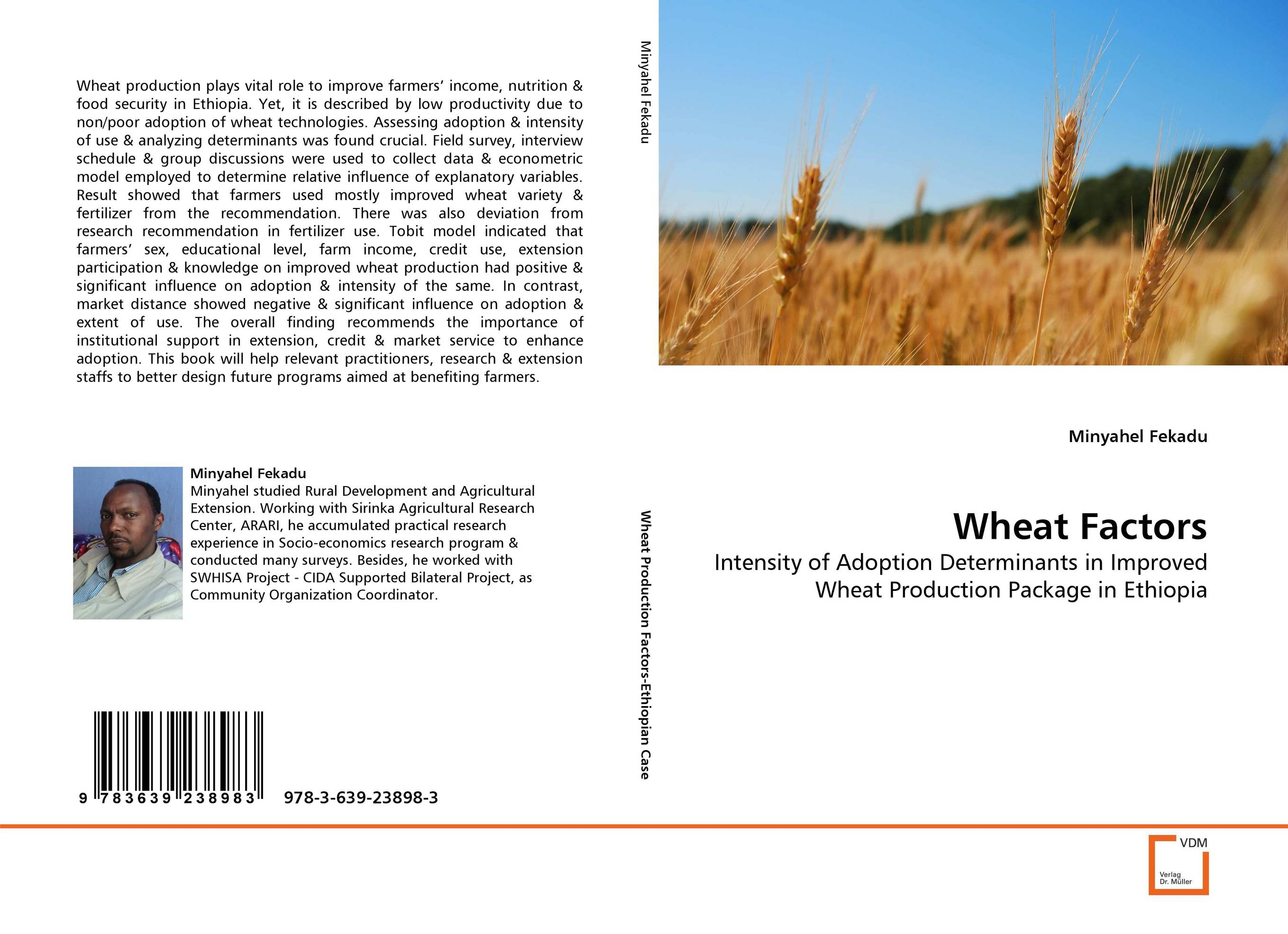 research papers on wheat production In the current research, the effect of various salt stress conditions was determined on  world pioneers for wheat production the production rate.