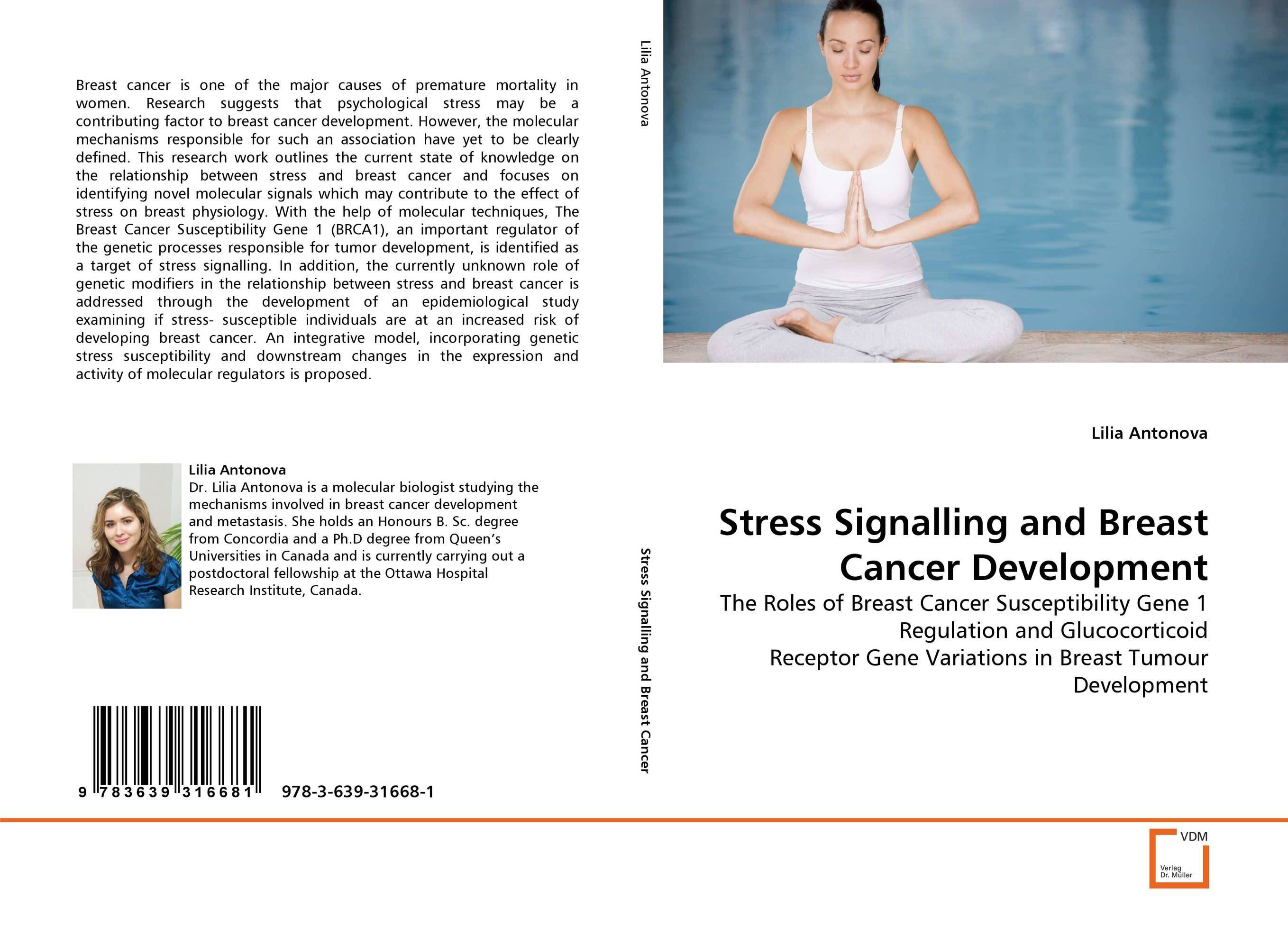 breast cancer and stress Stress and breast cancer by kathy-ellen kups, rn in this series stress scares me i have always felt (and friends agree) that i handle stress well i serve a big god, so i tend to lean on my faith through trials and tribulation, or so i thought.