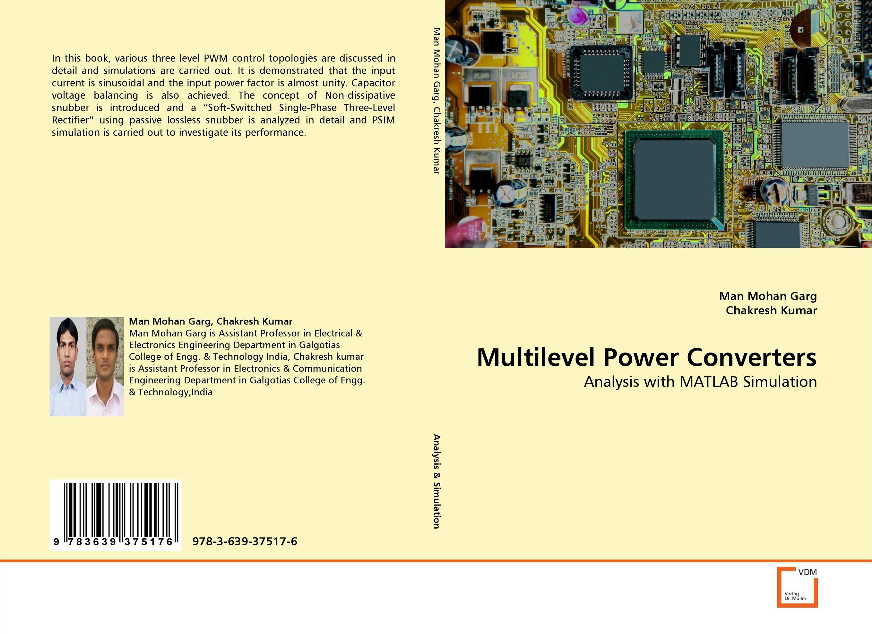 9783639375176 Multilevel Power Converters - Man Mohan Garg and CHAKRESH KUMAR