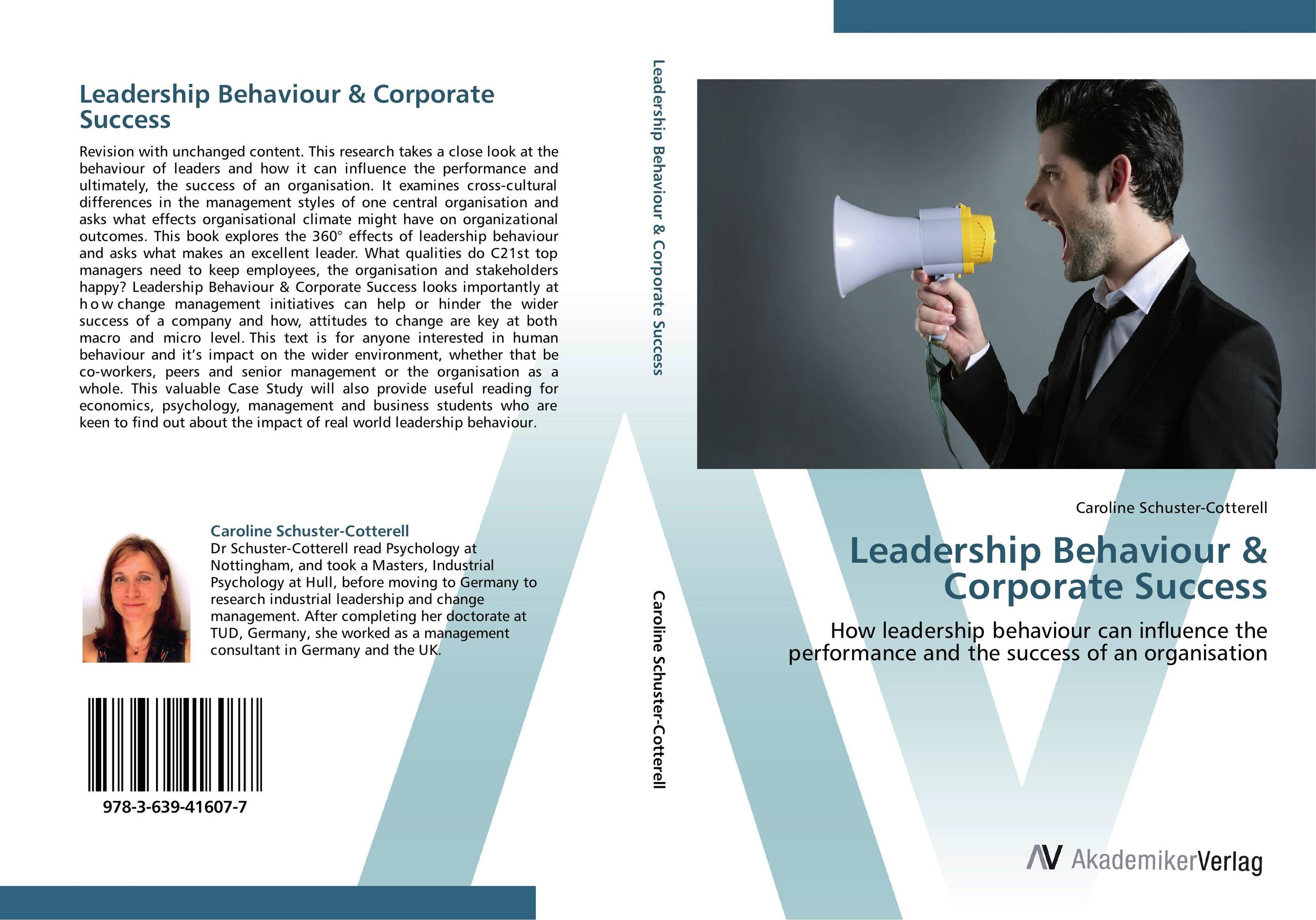 leadership and performance Leadership effectiveness, the relationship between leadership effectiveness and organizational differentiation, and the relationship between personal values balance and organizational differentiation of a group of brazilian executives of several organizations.