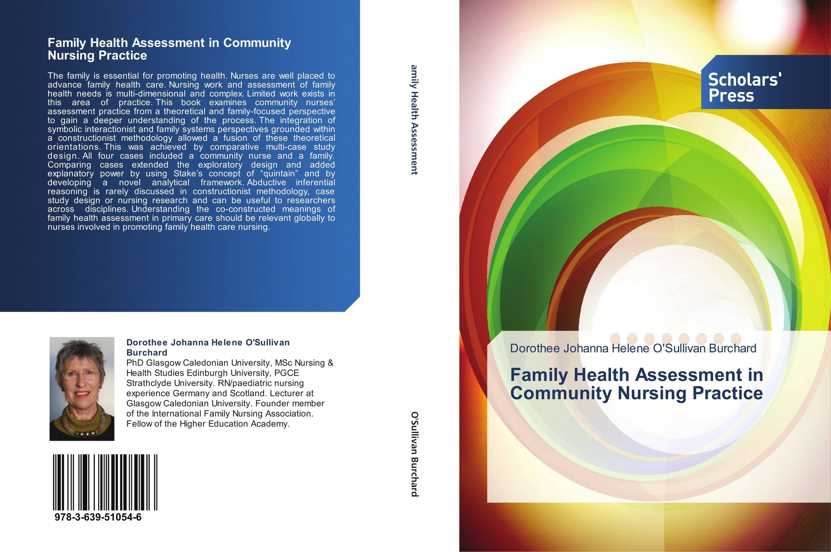 9783639510546 Family Health Assessment in Community Nursing Practice Dorothee