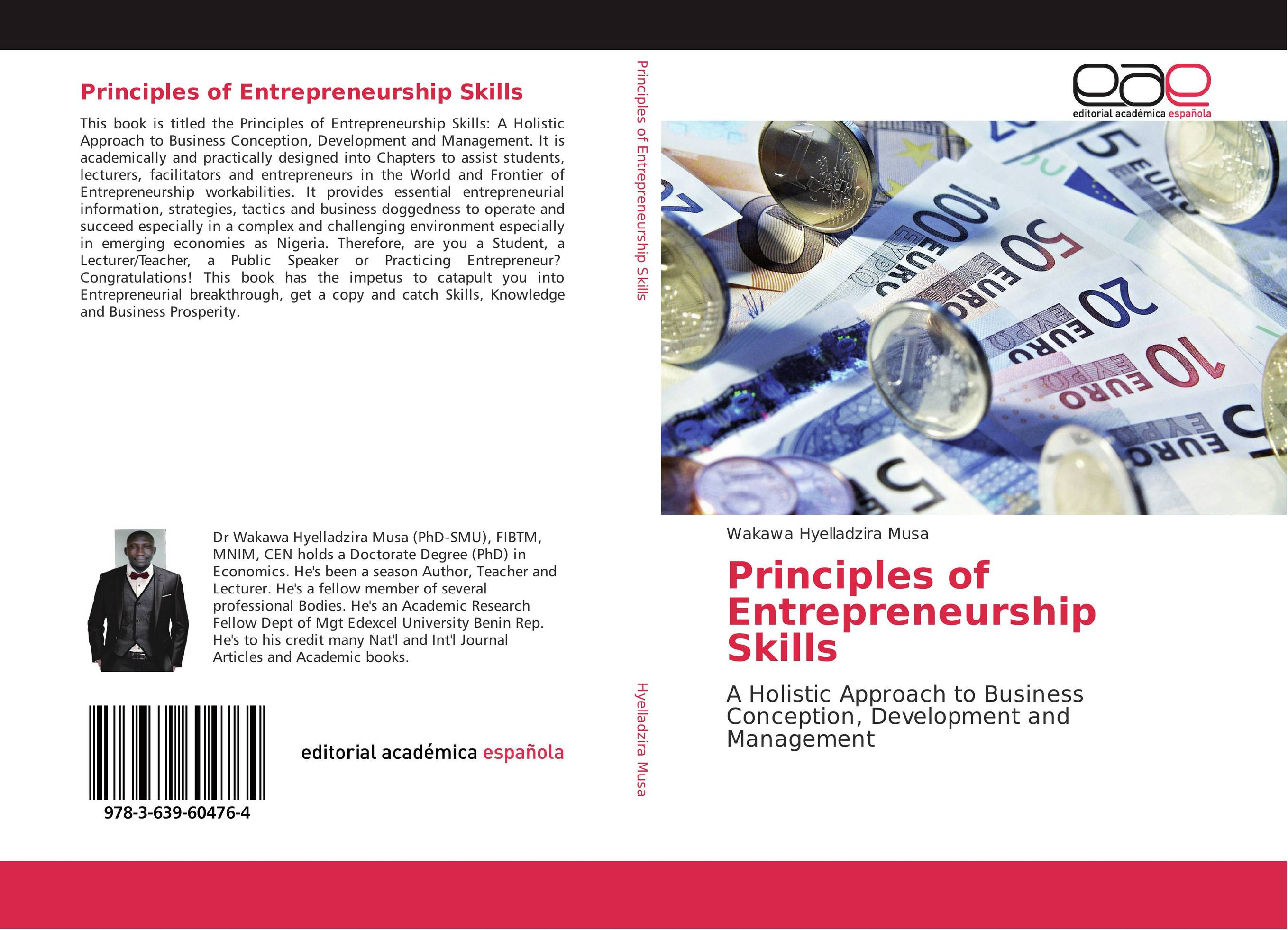 principles of entrepreneurship essay Importance of entrepreneurship: economists and businessmen have no doubts that private sector is in a lot of ways much more efficient and effective than the.