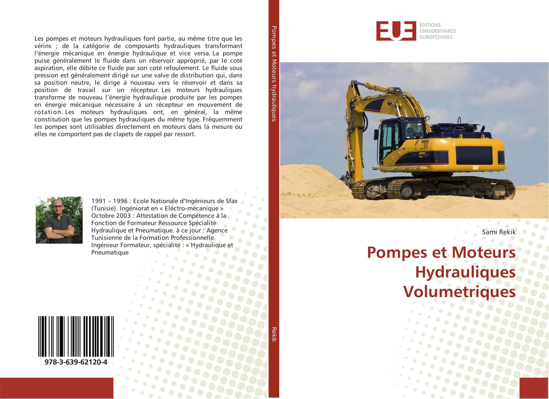 9783639621204 Pompes et Moteurs Hydrauliques Volumetriques - Sami Rekik