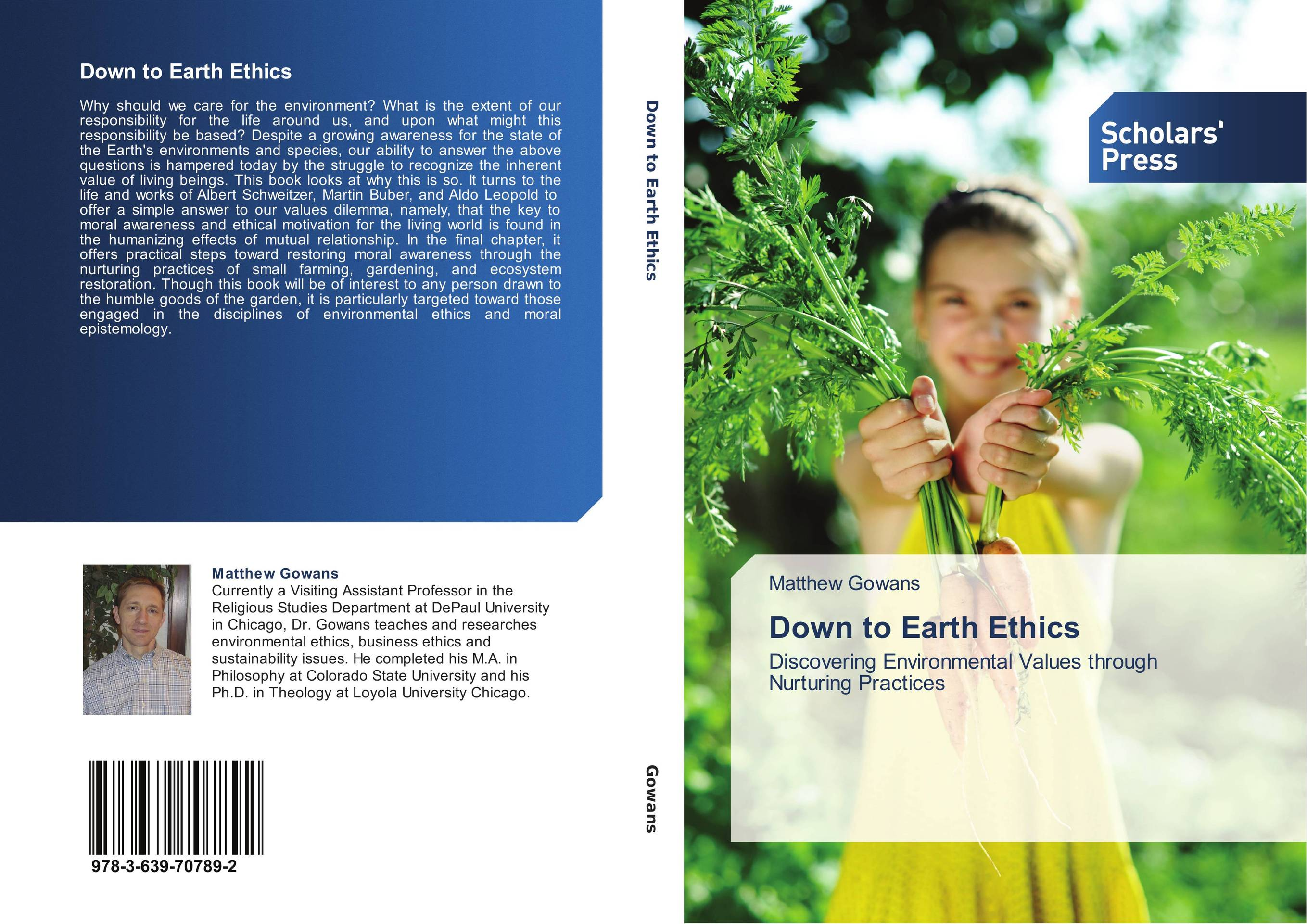 personal environmental ethics Environmental ethics author: prof johan hattingh ~ head: unit for environmental ethics, university of stellenbosch ( article type: overview) environmental ethics is a sub-division of professional and applied ethics that concerns itself with the responsibilities that we as humans have in our interactions with the environment.