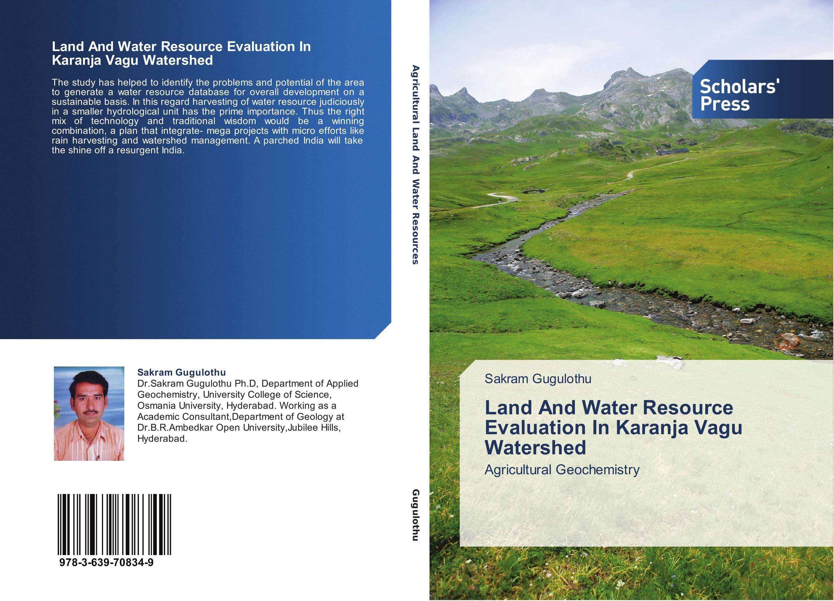 thesis in watershed management Web‐based partcipatory gis for watershed management: lapwai creek watershed a thesis presented in partial fulfillment.