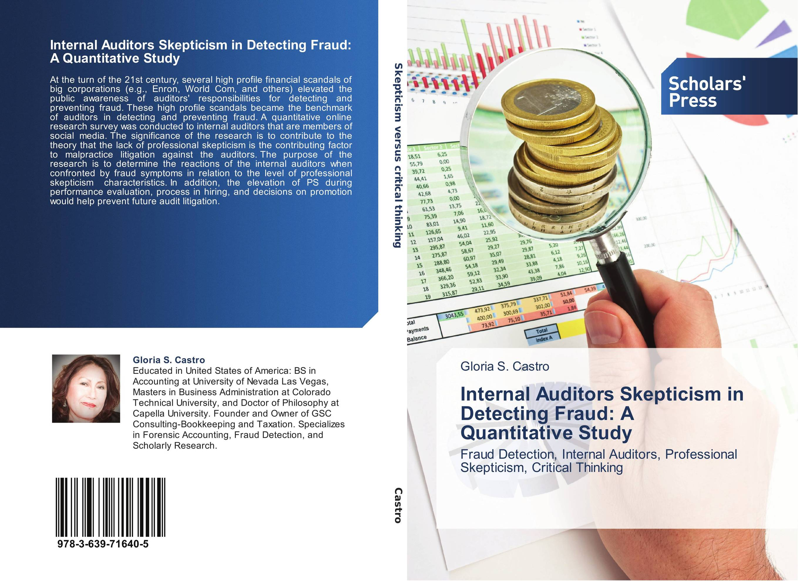 the sec initiative on accounting fraud detection An external auditor performs an audit, in accordance with specific laws or rules, of the financial statements of a company, government entity, other legal entity, or organization, and is independent of the entity being audited.