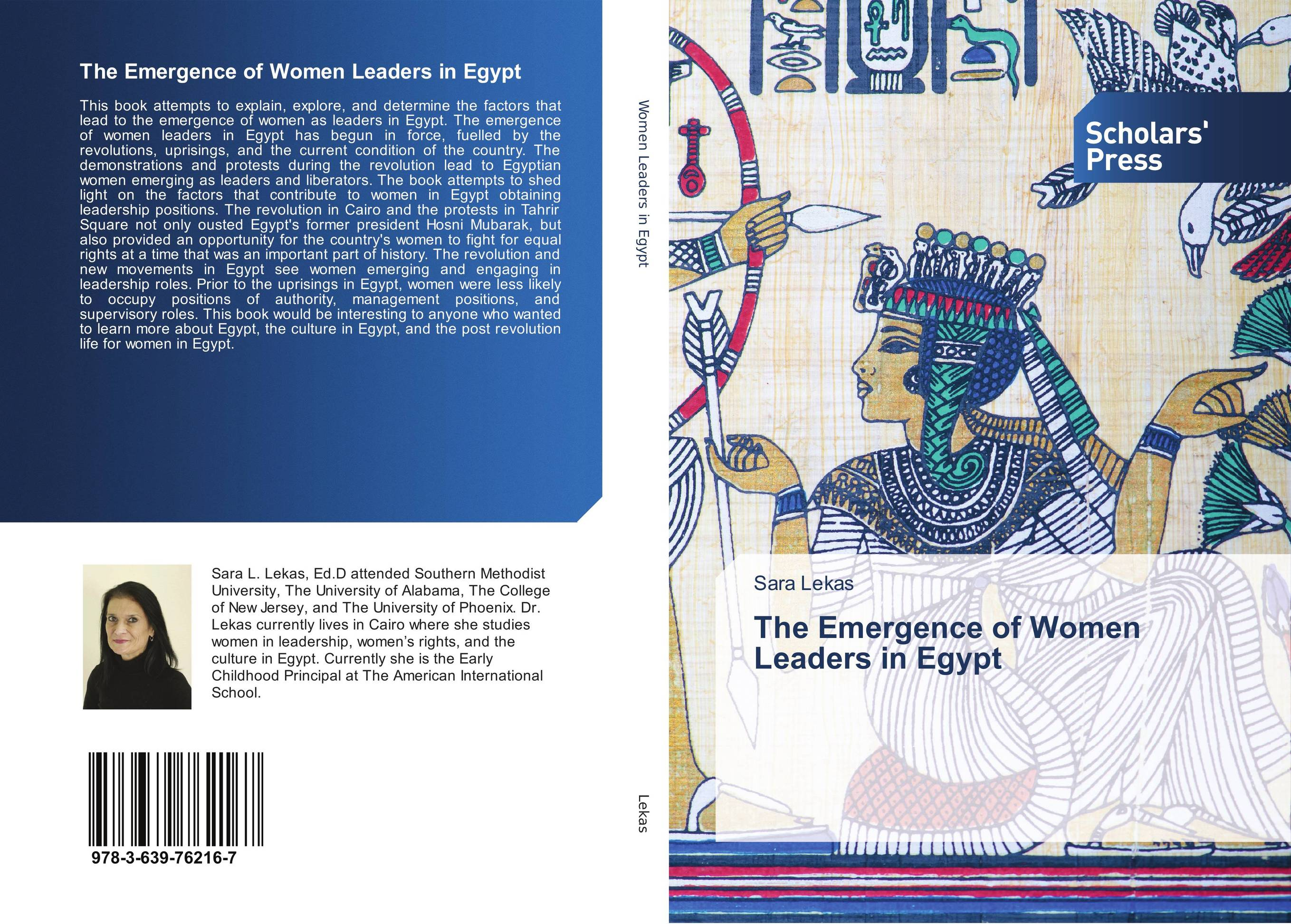 9783639762167 The Emergence of Women Leaders in Egypt Sara Lekas