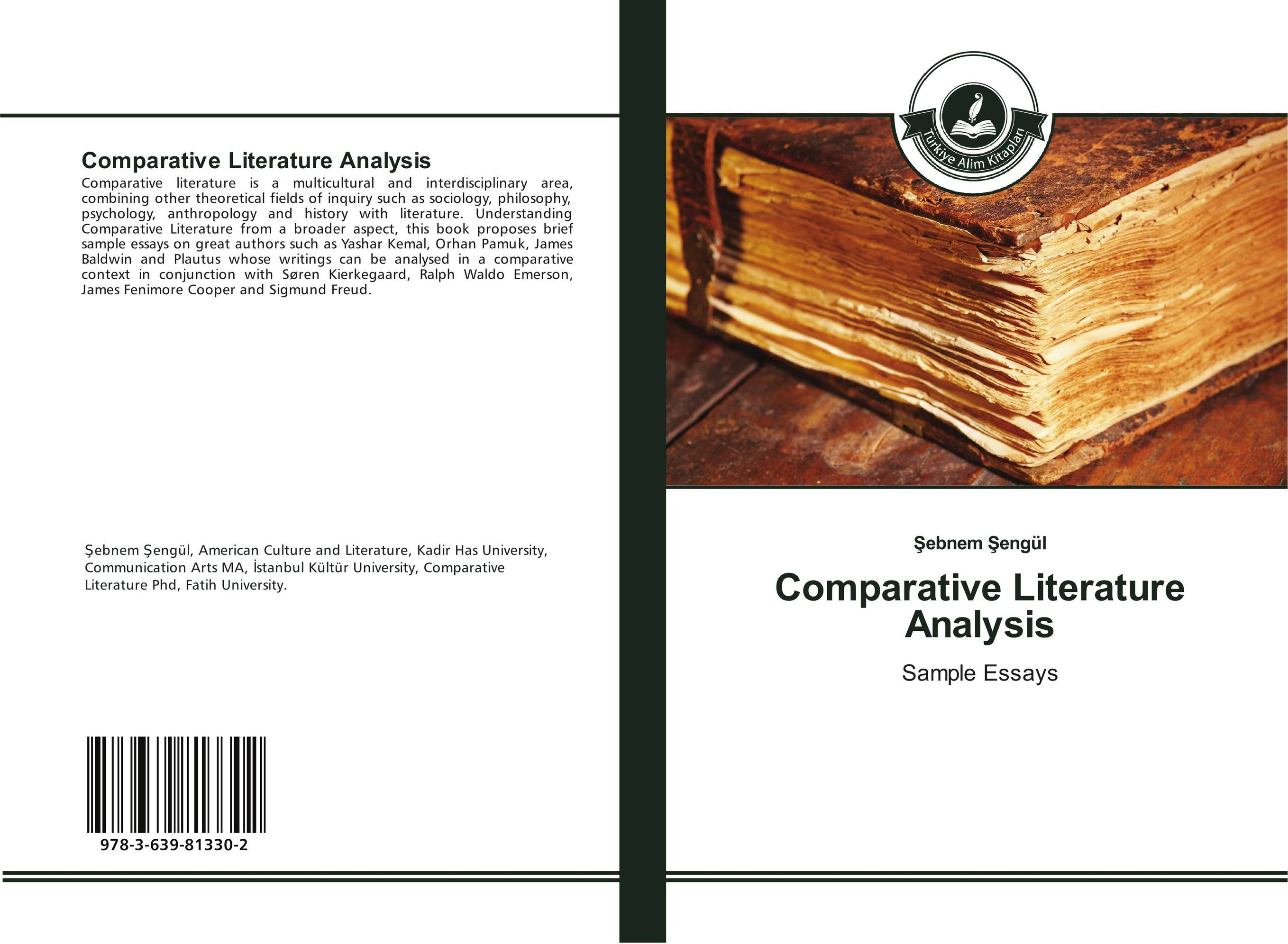 an introduction to the literary analysis of a book Student book is 194 pages, softcover, spiralbound pages are reproducible for use by multiple children within the same immediate family purchasers of this book also receive instructions to download the optional syllabus for introduction to literary analysis.