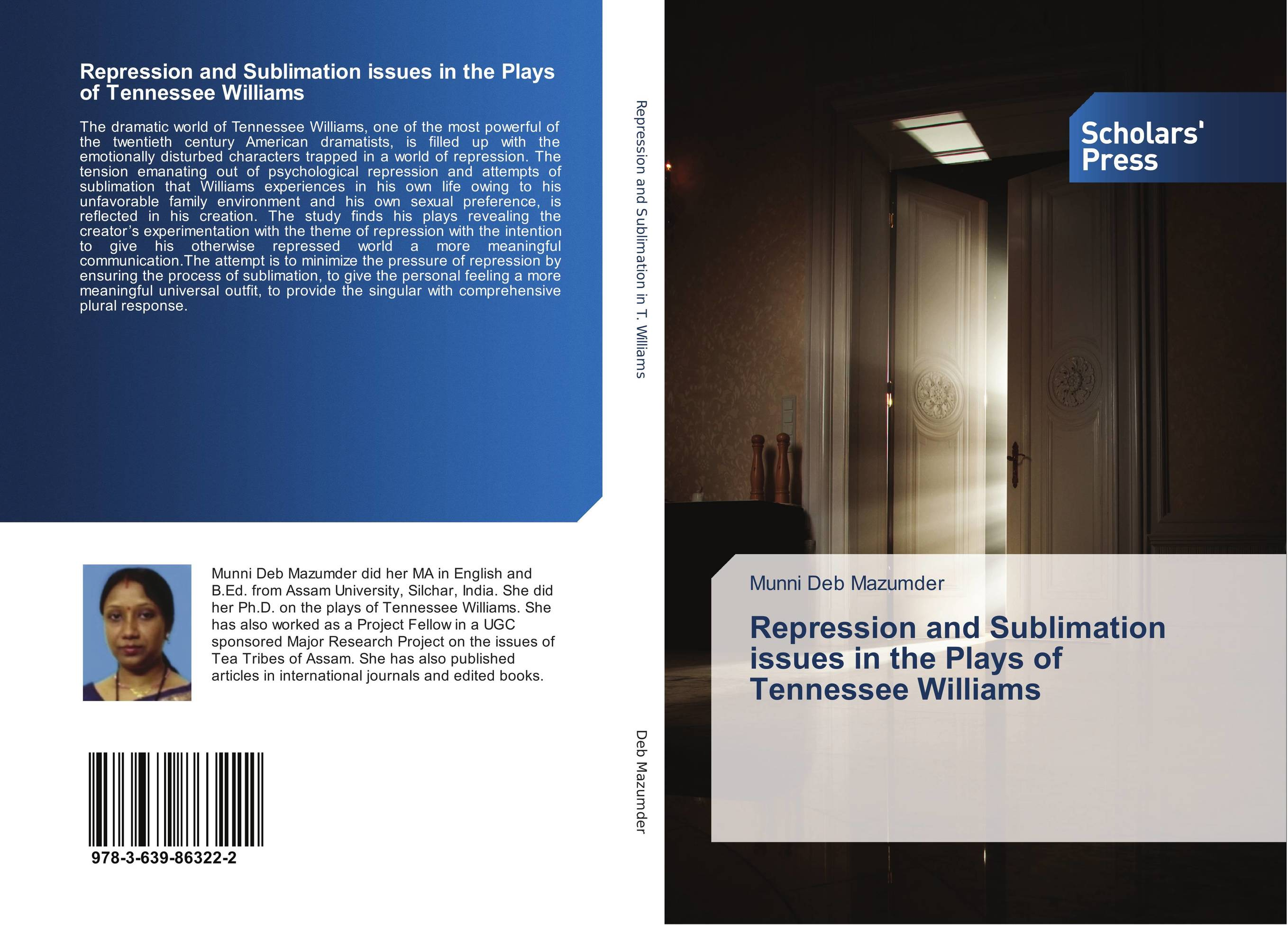 """tennessee williams and his influences He is quoted as saying """"the strongest influences in my life and my  confronting tennessee williams's a  williams, tennessee """"a streetcar."""