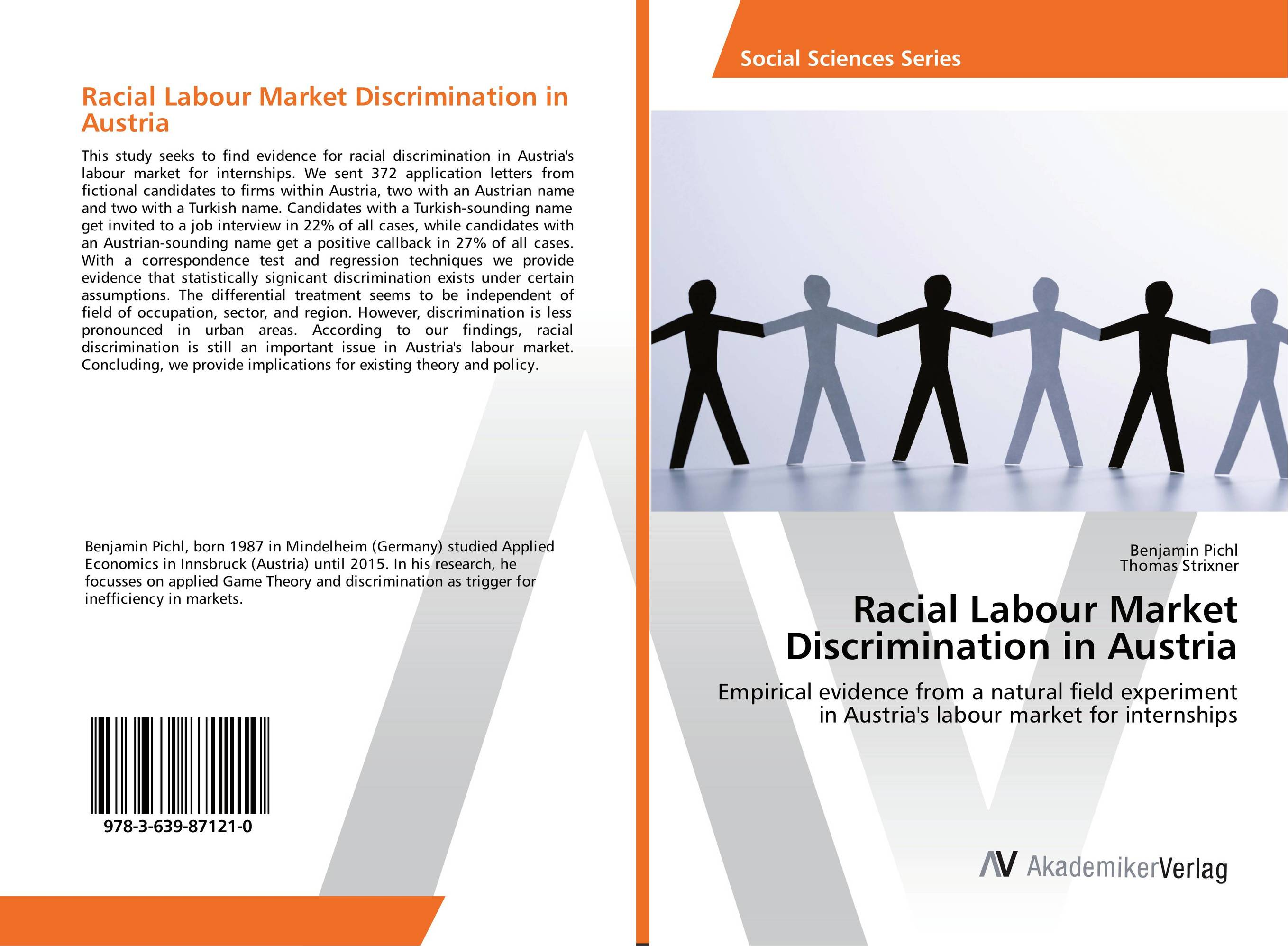 gender discrimination in the mena labour market Labour market disadvantage and discrimination are not the same thing discrimination refers only to those differences between groups of workers that in this course we focus on the general observation that certain characteristics - gender, race, religion, age - actually matter in the labour market when.