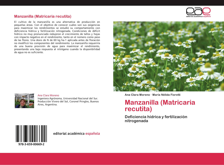 Manzanilla (Matricaria recutita)