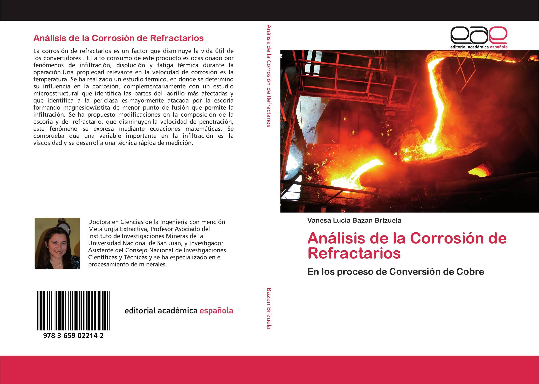 Análisis de la Corrosión de Refractarios