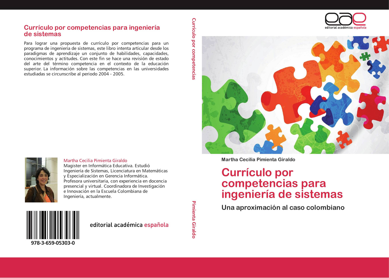Currículo por competencias para ingeniería de sistemas :: Librería ...