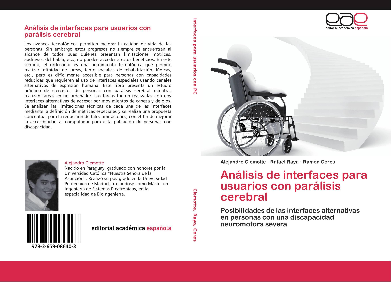 Análisis de interfaces para usuarios con parálisis cerebral ...