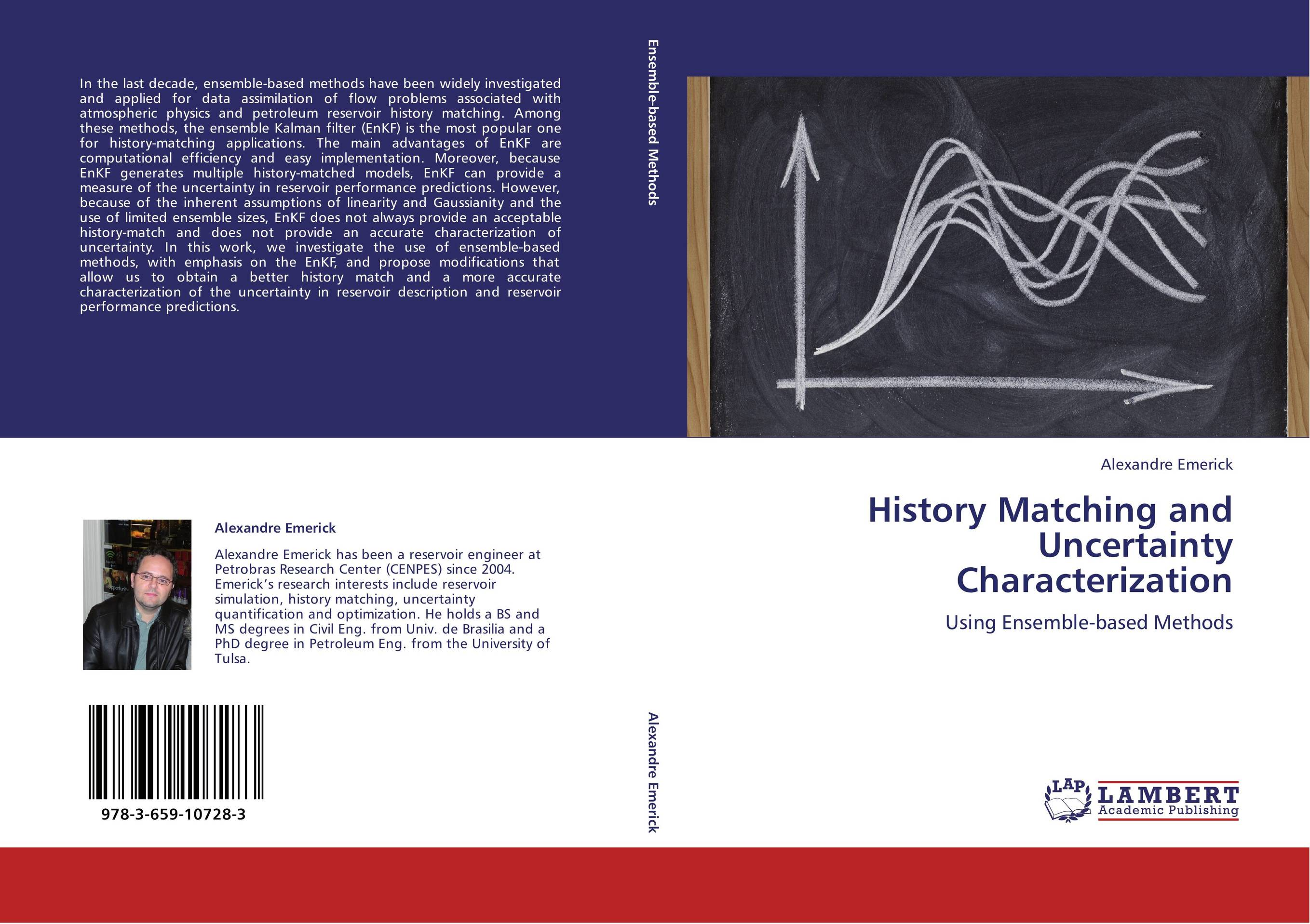 9783659107283 History Matching and Uncertainty Characterization Alexandre Emer