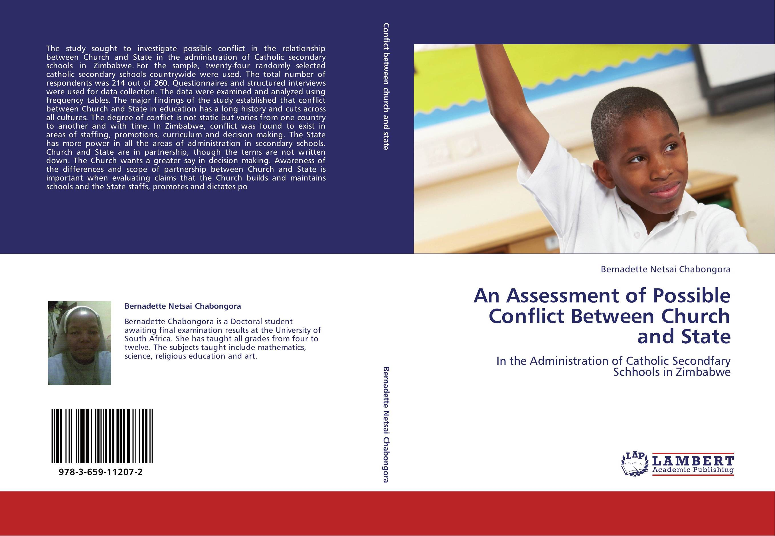 an essay on the conflict between the church and the state This analytical essay in politics discusses the ways israel-palestine conflict affect relationship between biggest players of the world the particular focus is made on the question why states like us, russia, eu etc support either side of the ongoing conflict the consequent influences on the political.