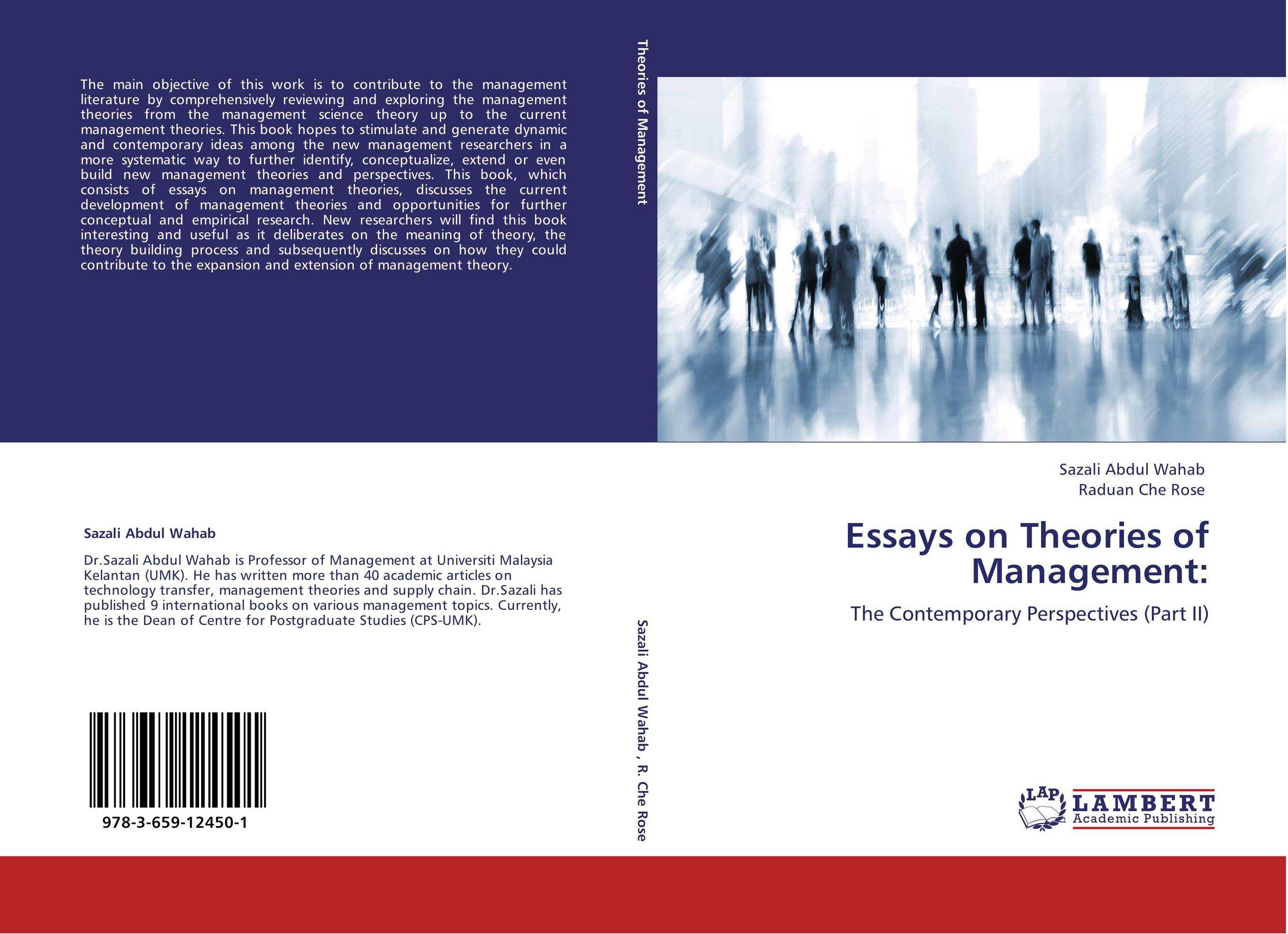 contemporary change management theories It can be argued that the successful management of change is crucial to any organisation in order to survive and succeed in the present highly competitive and continuously evolving business environment however, theories and approaches to change.