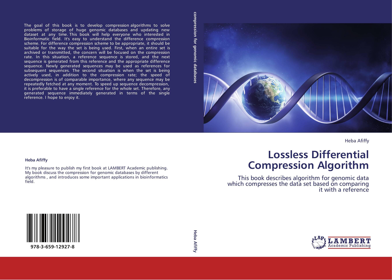 data compression and decompression algorithms Compression algorithms such as jpeg, where some data is lost each time data compression and decompression occur data compression file compression and.