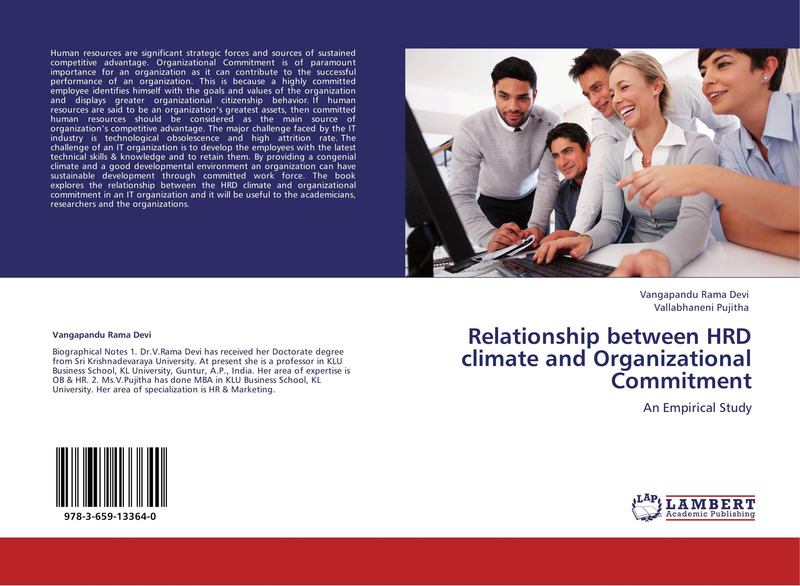 the relation between hr factors and organizational commitment factors The relationship between an organization's table 41 -personal commitment and determinations made regarding the status ofthose factors in relation to the.