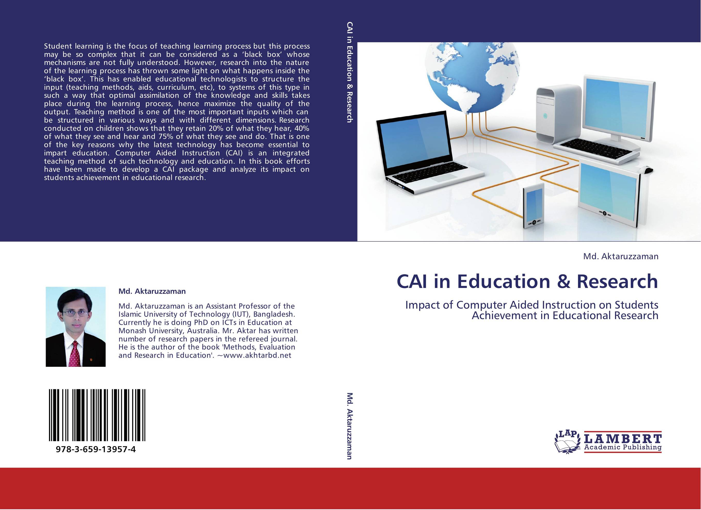 local related studies of computer aided instruction Biology is central to many science related courses in a review of empirical studies on cai computer assisted instruction has been found to enhance.