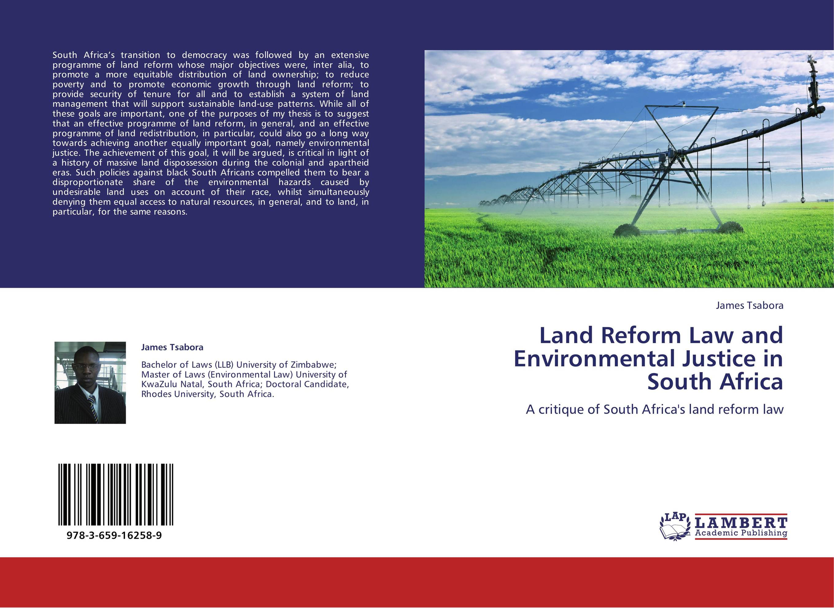 economic objectives of land reform Economic and social implications of land designation  an economic analysis of the impact of land to the stated social objectives of land reform.