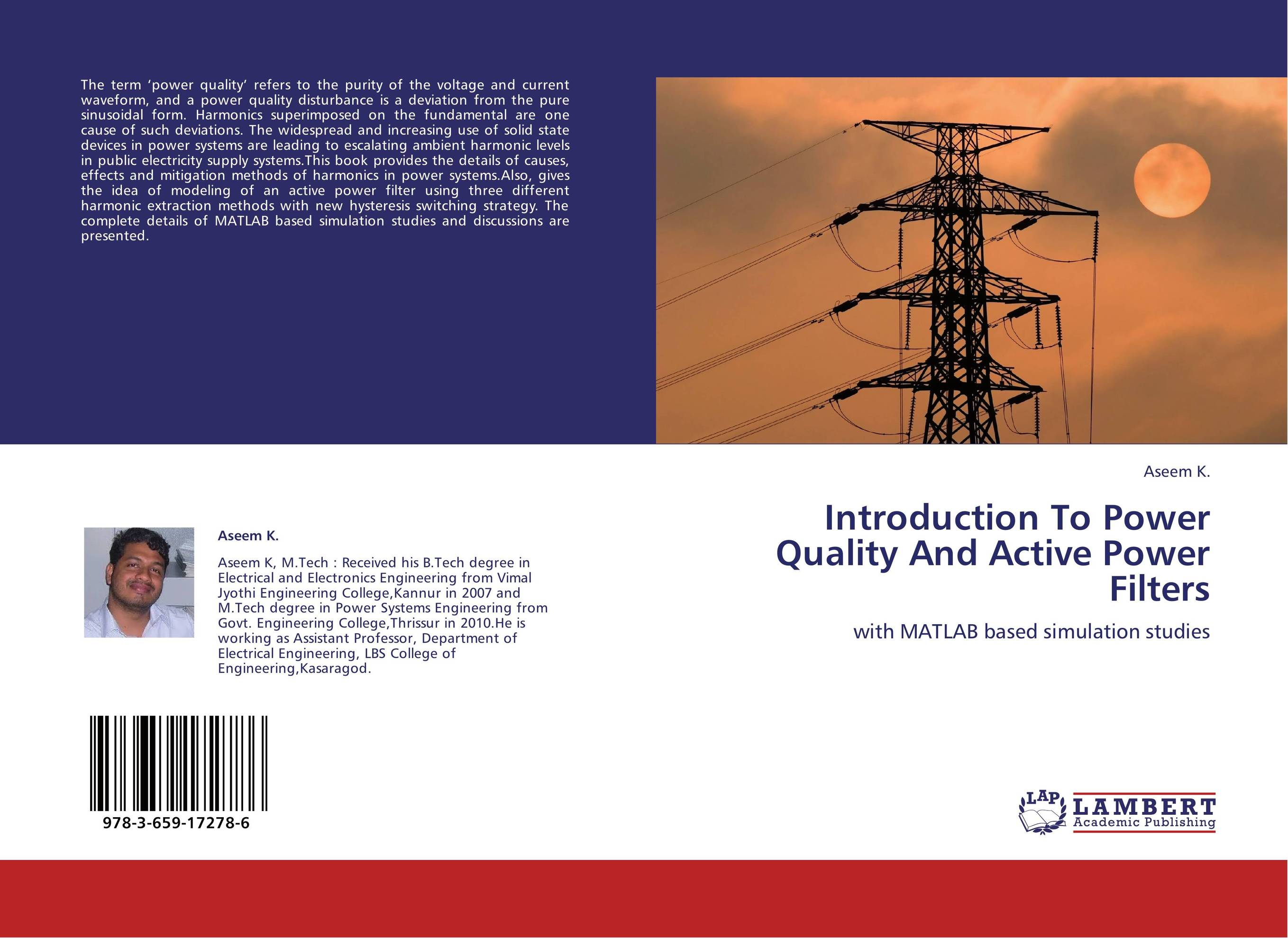 introduction to power engineering Start studying chapter 1 - introduction to power engineering learn vocabulary, terms, and more with flashcards, games, and other study tools.