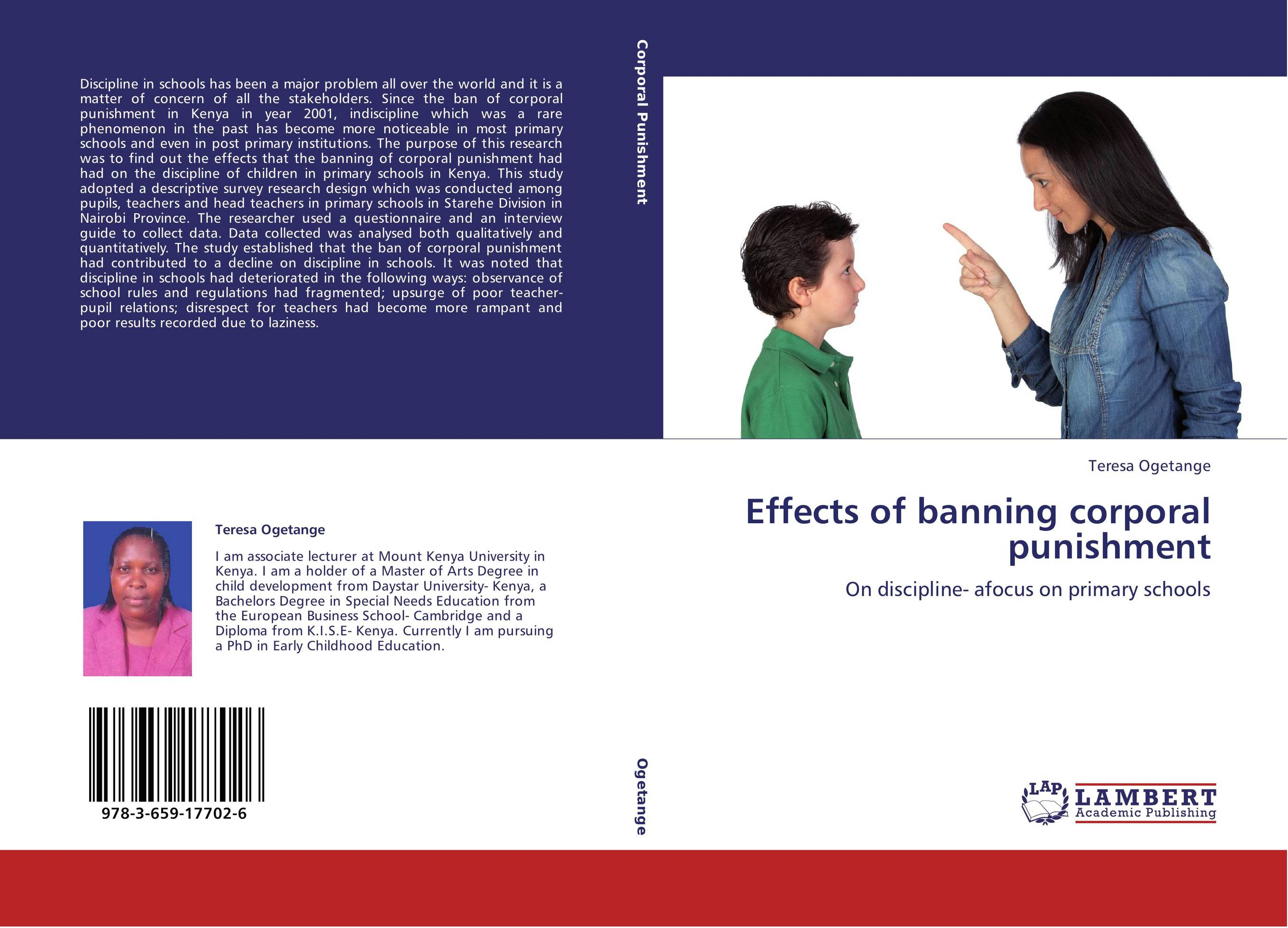 corporal punishment discipline essay Find another essay on discipline alternatives to punishment corporal punishment in american homes essay 1632 words - 7 pages fix or at least deal with the problems that may have occurred many years ago as a child paul c holinger suggests, effective alternatives to physical punishment.