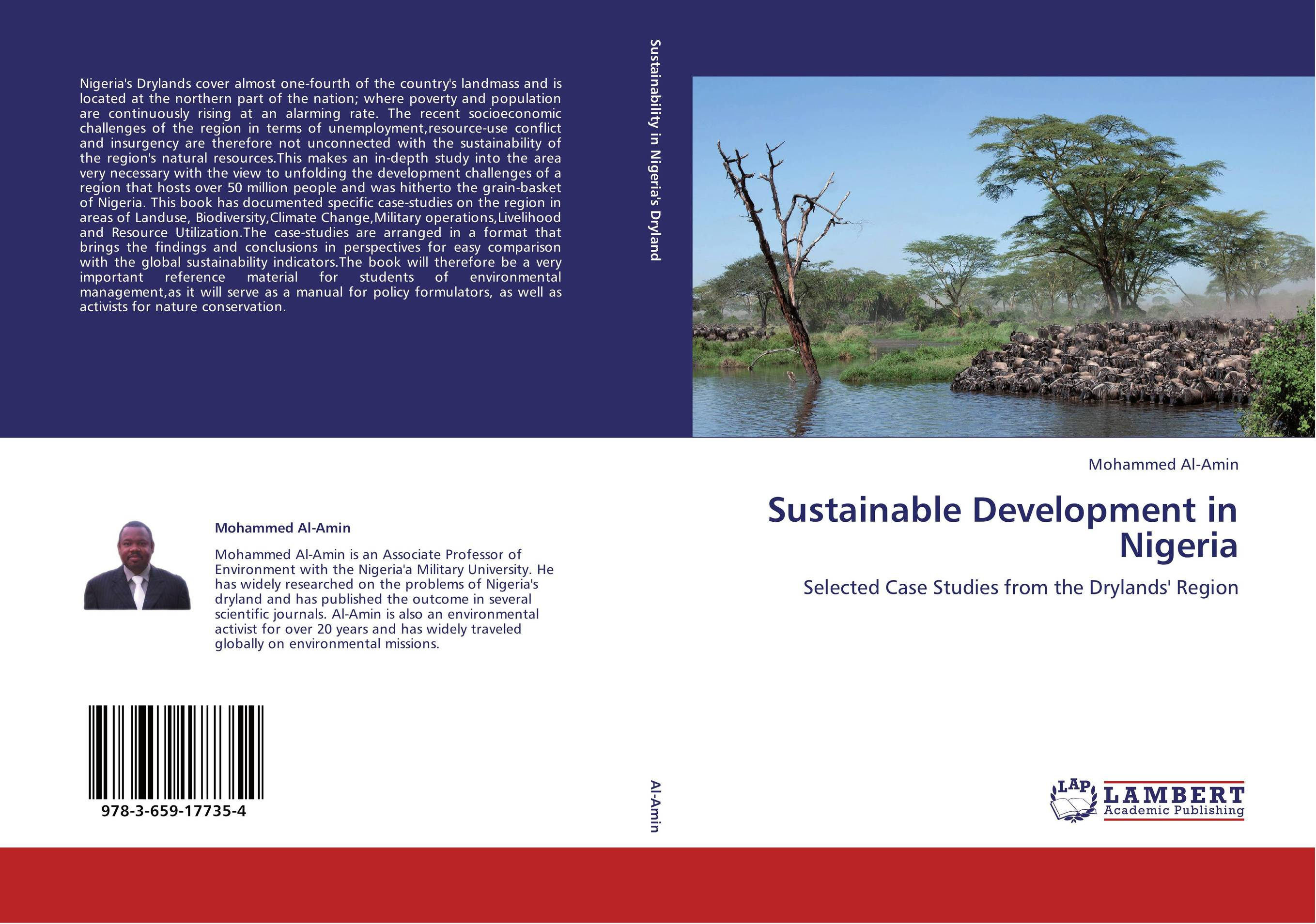 sustainable management of natural resources in nigeria Managing the environment they argued further that if the environment is properly managed, it could be a productive resource to meet nigeria's socio-economic and aesthetic needs, not only for today.