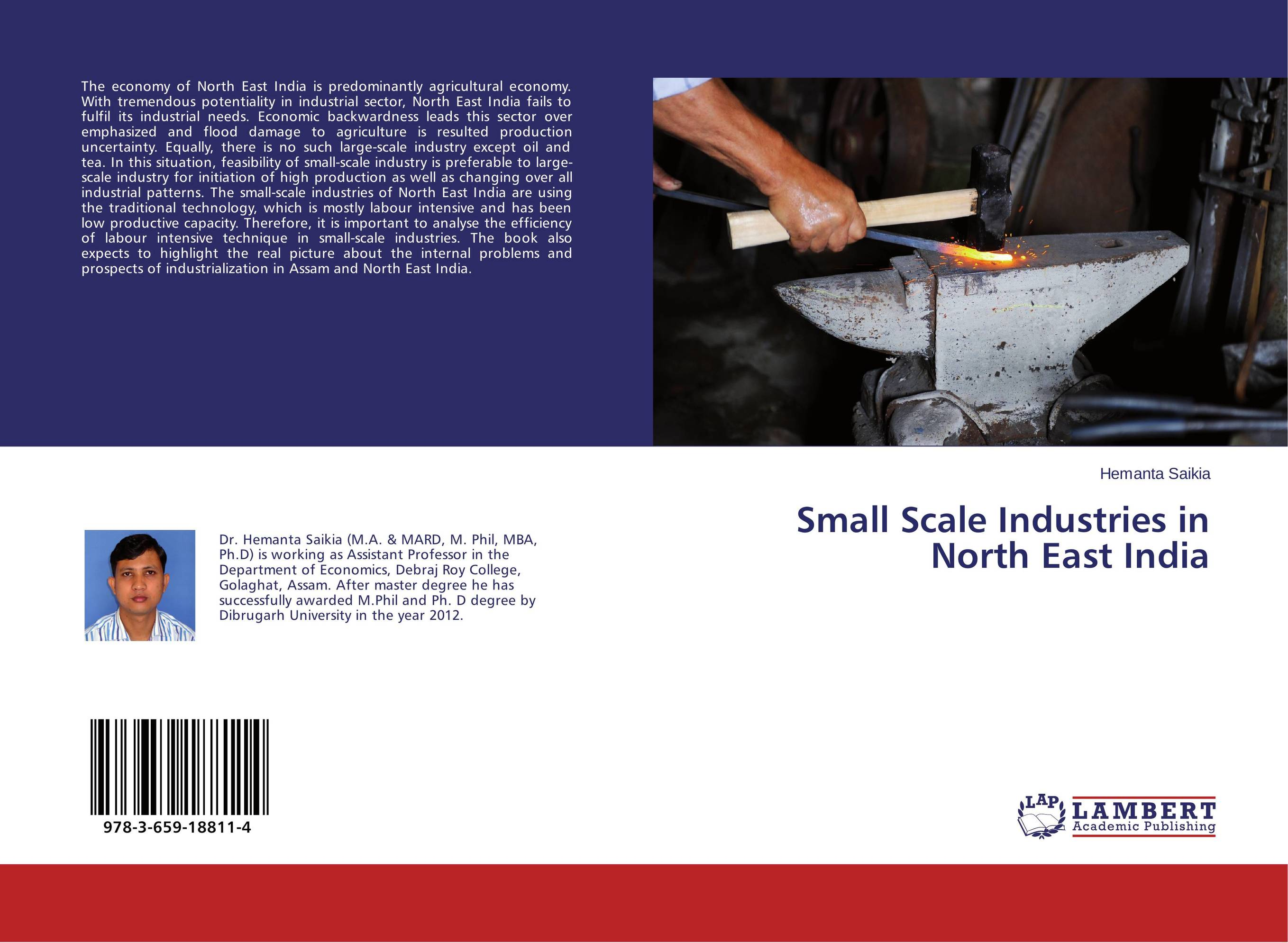 history of small scale industry Entrepreneurial performance and small business enterprises in small business development is of key concern in uganda  the business the likert scale of (1).