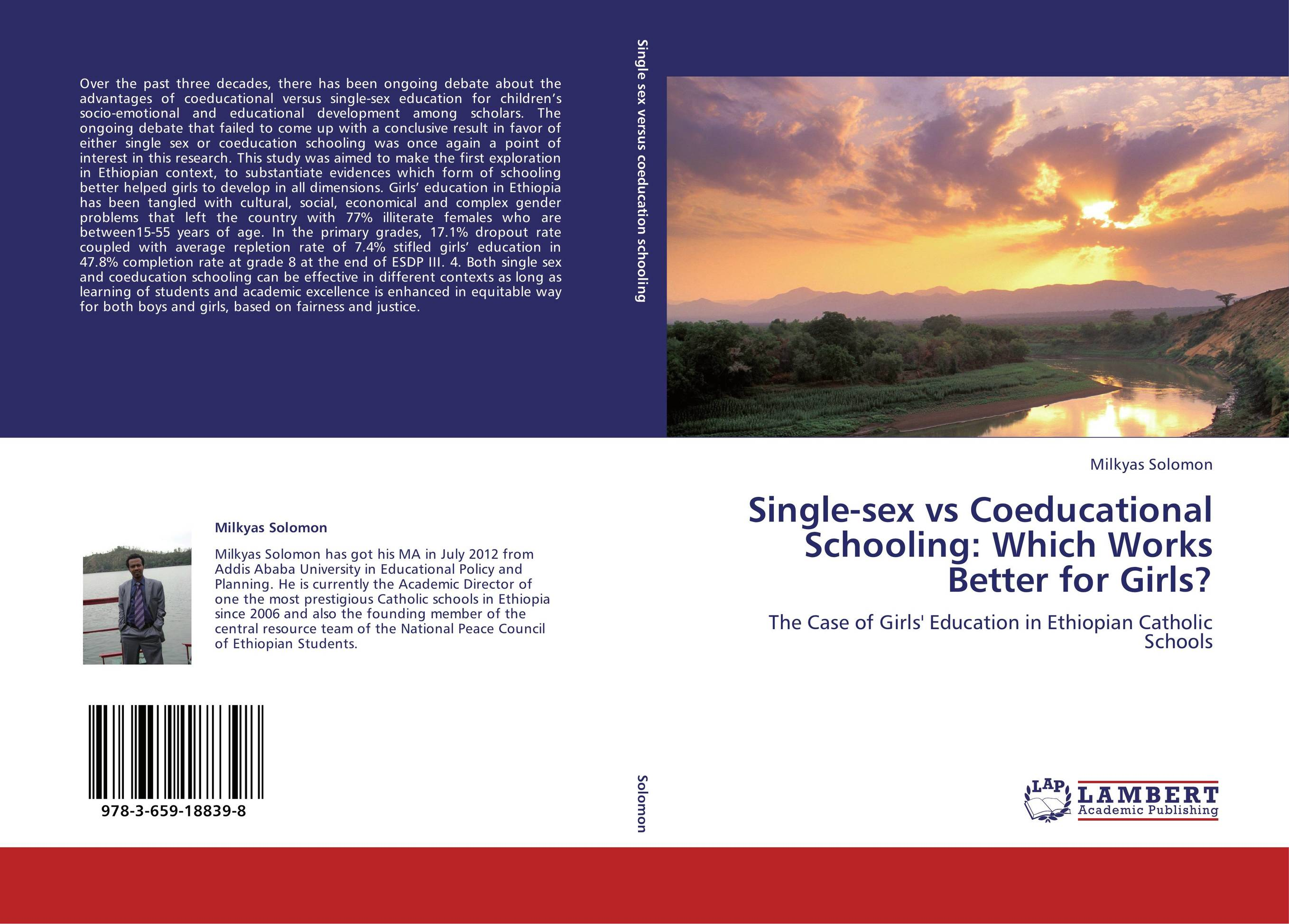 single sex education vs coeducation essay The author acknowledges that though there are differences between single-sex and coeducational high schools, this doesn't mean that one method is superior to the other and doesn't draw unilateral conclusions but tries to find which conditions can from single-sex schools can be transfer to coeducational schools.