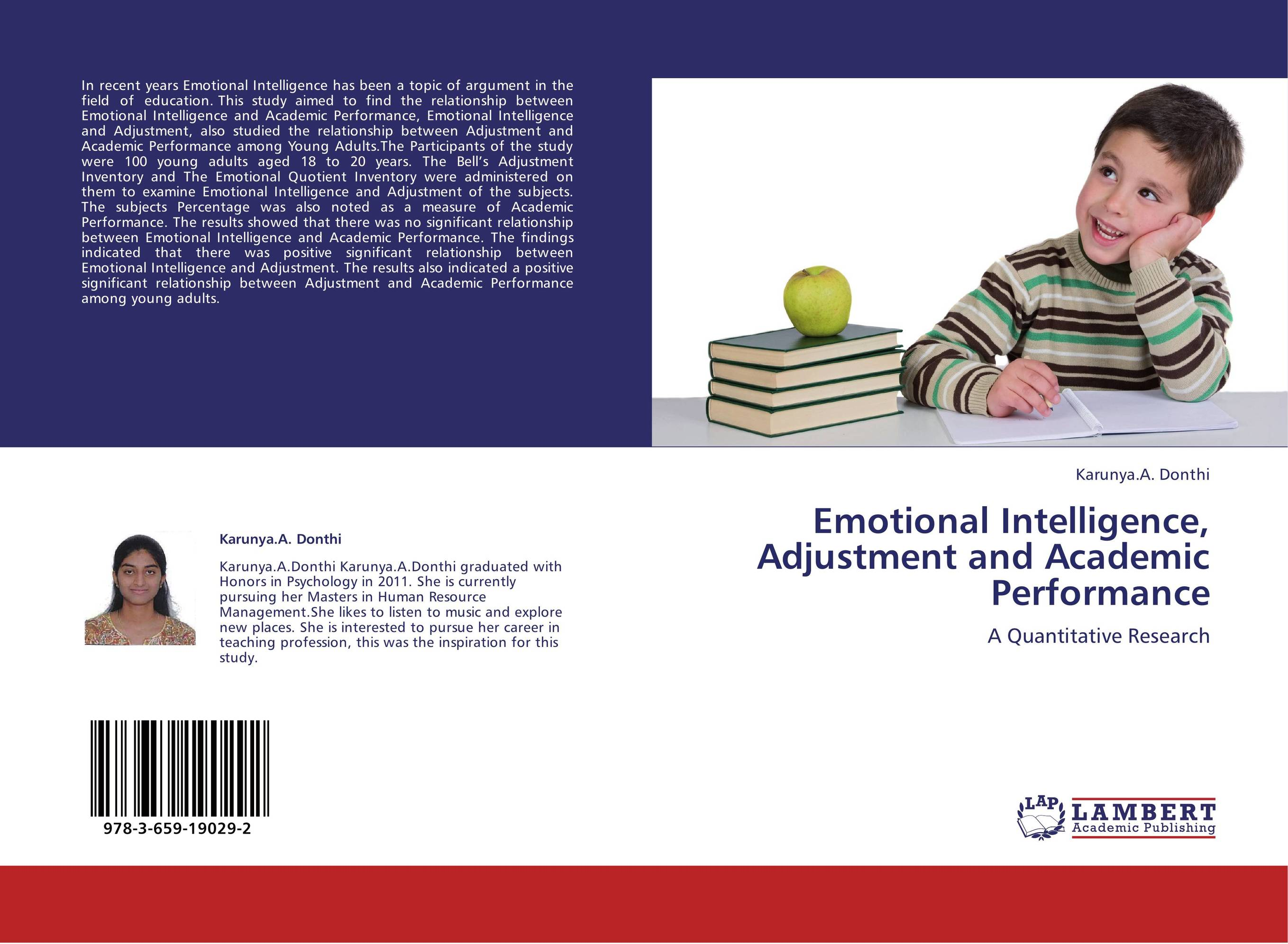 emotional intelligence study A compilation of studies called the business case for emotional intelligence, by rutgers university researcher cary cherniss found repeated evidence that possession of such emotional competencies as cooperation, accurate self-assessment, optimism, and ability to handle stress led to greater productivity, job satisfaction or worker retention.