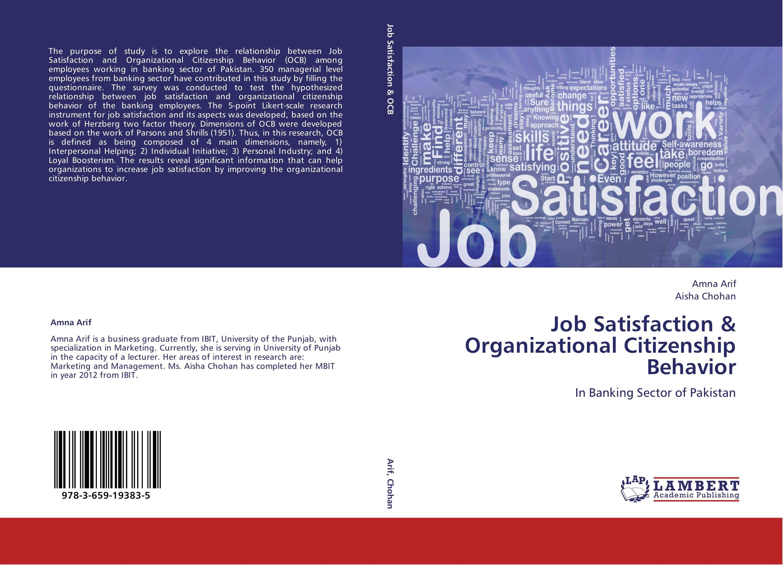 job satisfaction among bank employees an Paths to the job satisfaction of bank employees this study traced the paths to the job satisfaction of employees an analysis of its determinants among.
