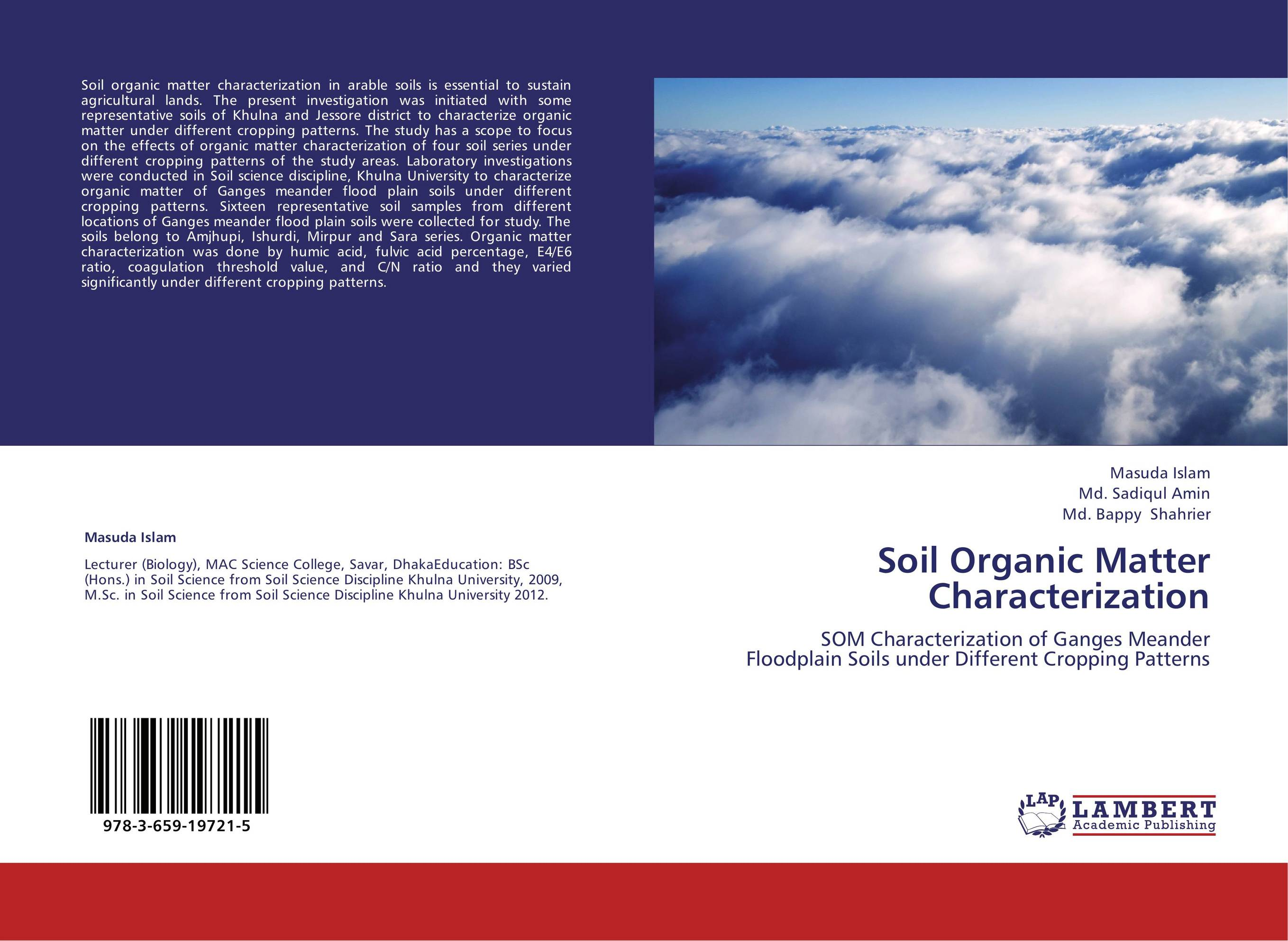 soil and organic matter When the organic content exceeds 15% but is 30%, the term organic soil is employed finally, soils with organic content higher than finally, soils with organic content higher than 30% are termed highly organic soils or peats.
