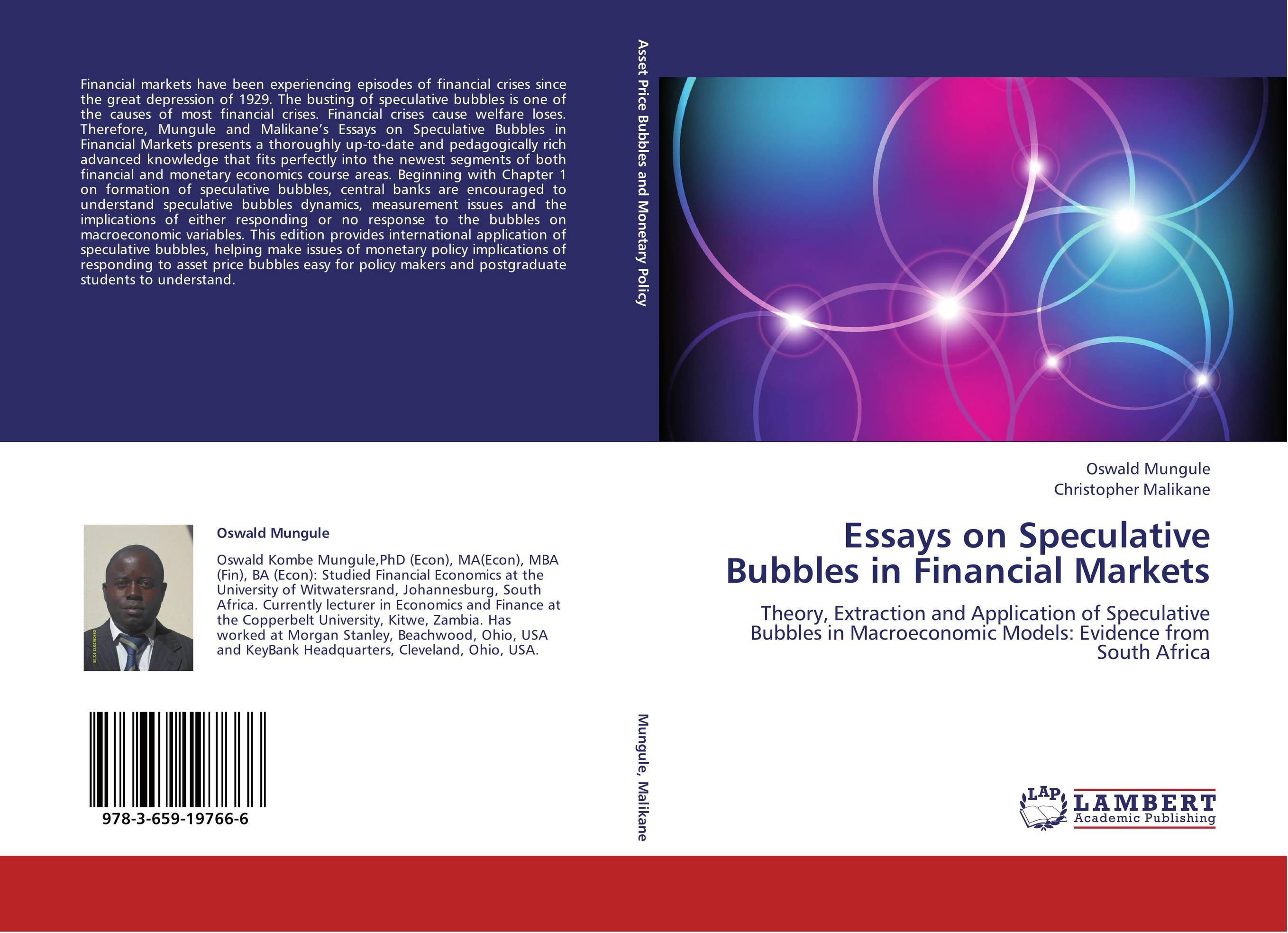 financial theories essay Finance and growth: theory and evidence ross levine receives only limited attention in this essay: can countries simply import financial services, or.