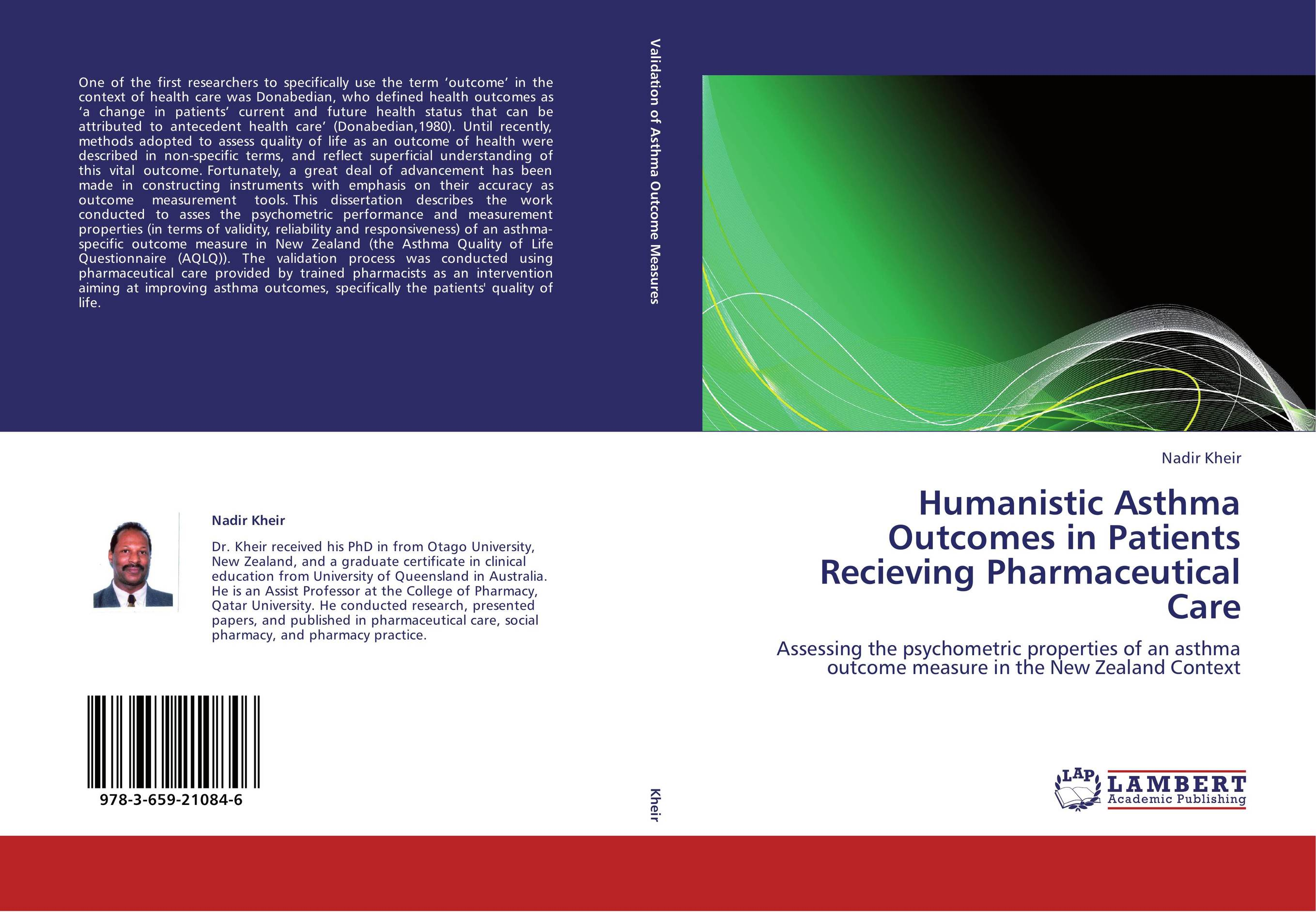 dissertation pharmaceutical care Iii abstract this thesis explores the role of pharmacists in prenatal health care for women with chronic diseases this study consists of a systematic review of medline and academic search.