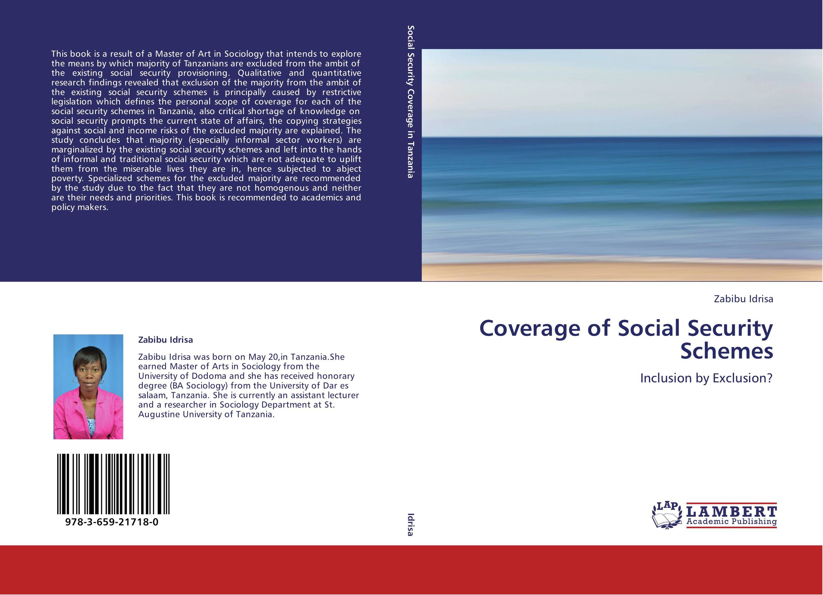 social security coverage tanzania Social security systems in tanzania  in terms of coverage, formal social security schemes cover only 6% of the population and focus on only afew risks.