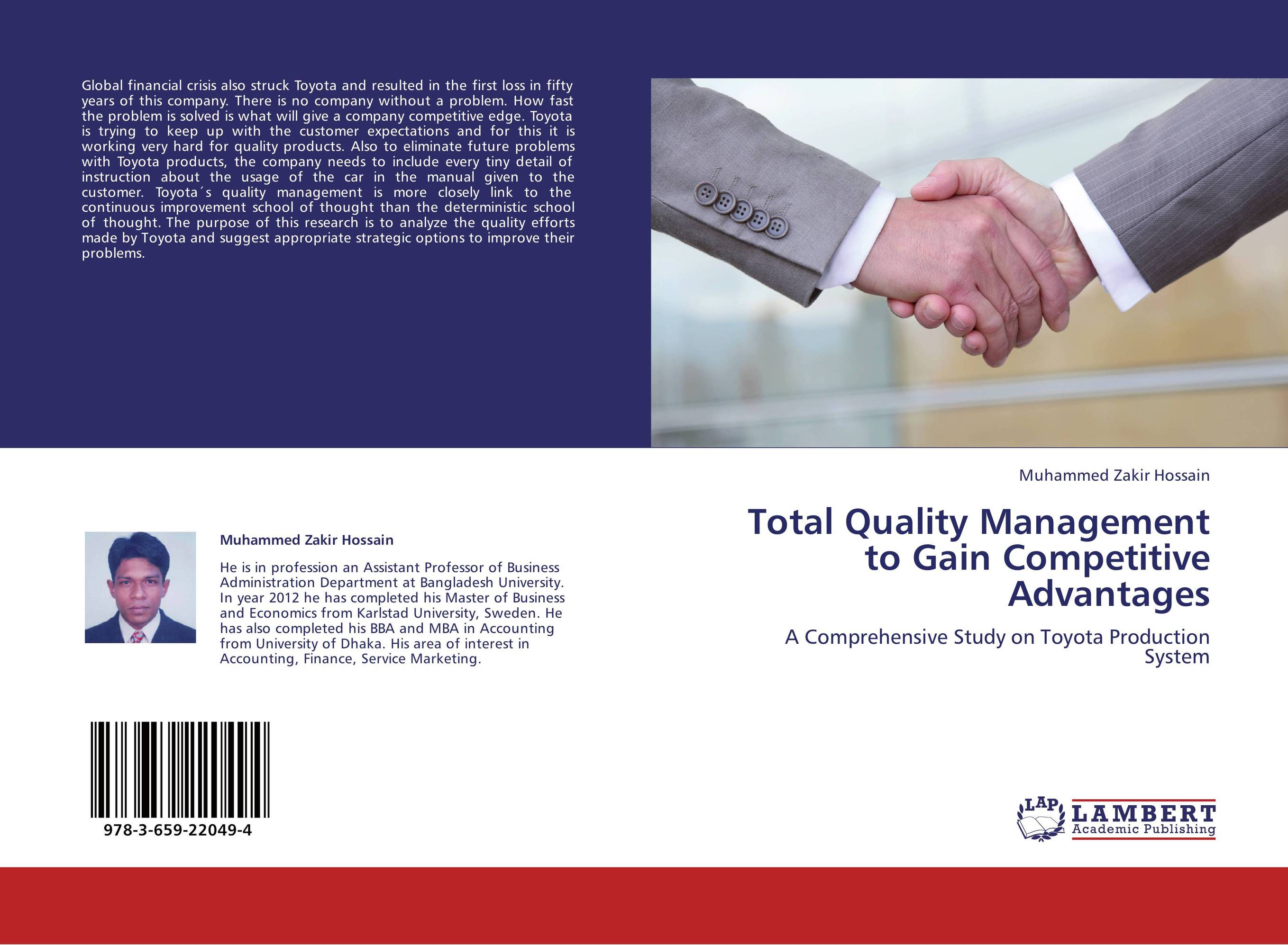 total quality management case study toyota Tags: toyota tqm, total quality management in toyota, toyota total quality management, tqm and toyota, toyota tqm analysis toyota case study business process engineering and viable system diagnosis: corporate web site development (isp solutions plc case study.