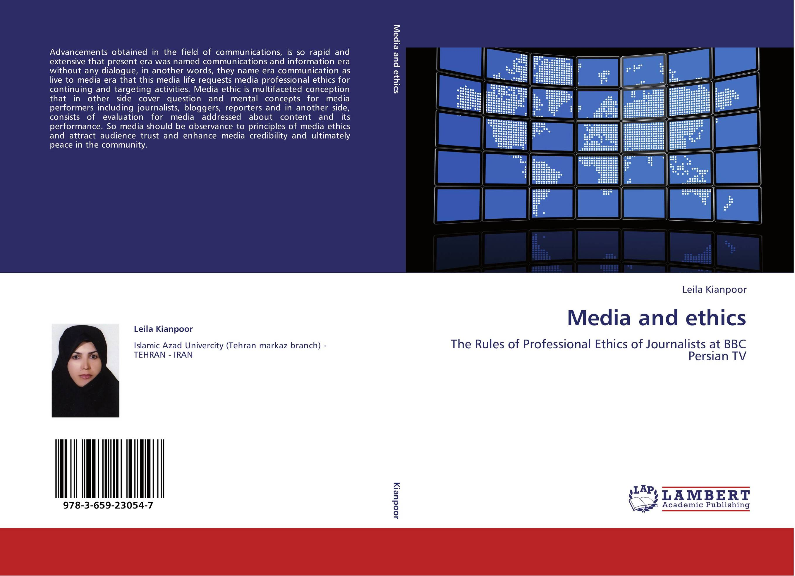 ethical media professionals Journalism ethics and standards comprise principles of ethics and of good practice as applicable to the specific challenges, this subset of media ethics is widely known to journalists as their professional code of ethics or the canons of journalism.
