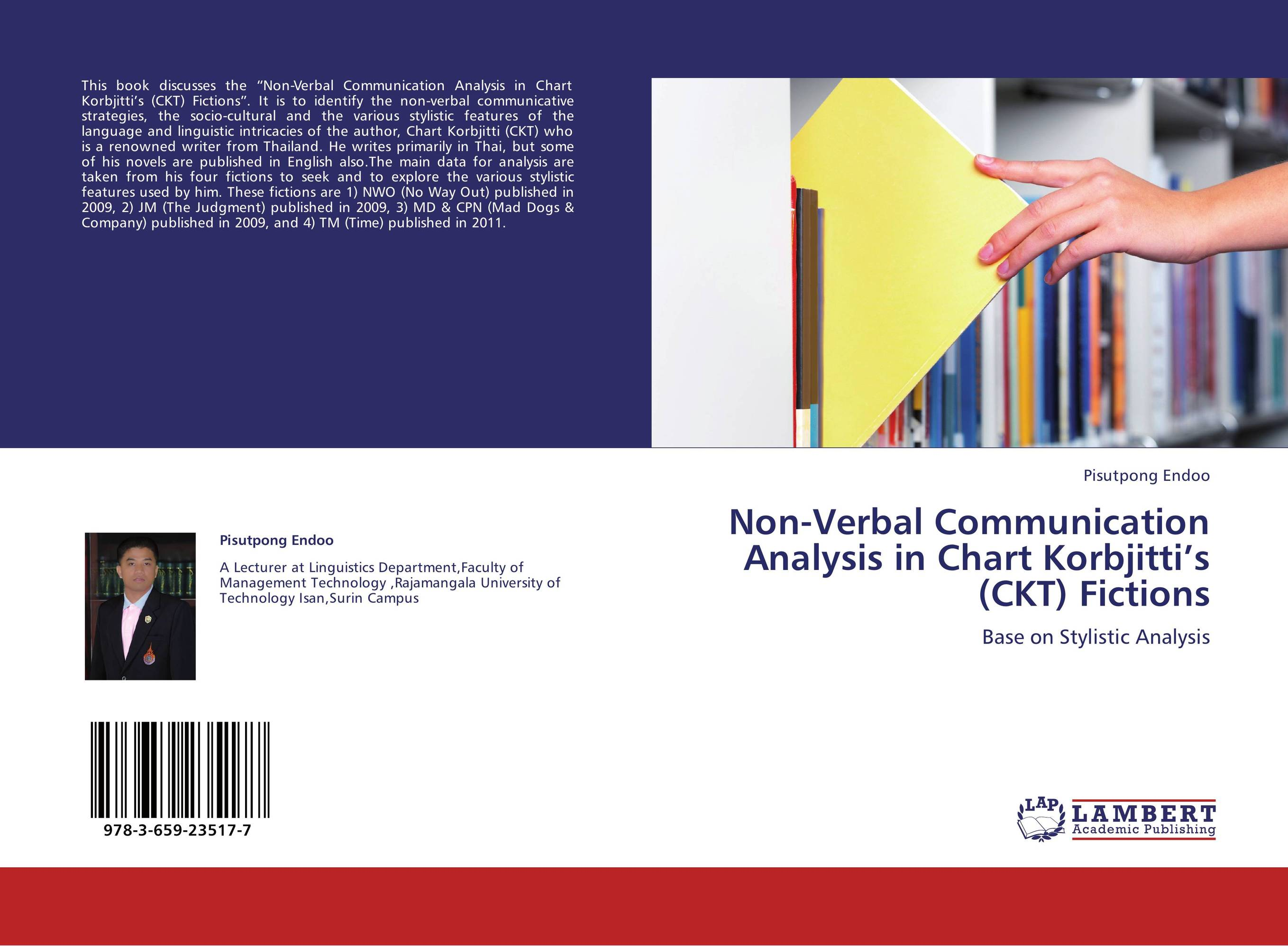 analysis of non verbal communications This volume brings together the advanced research results obtained by the european cost action 2102 cross modal analysis of verbal and nonverbal communication, primarily discussed at the pink sspnet-cost2102 international conference on analysis of verbal and nonverbal communication and enactment:.