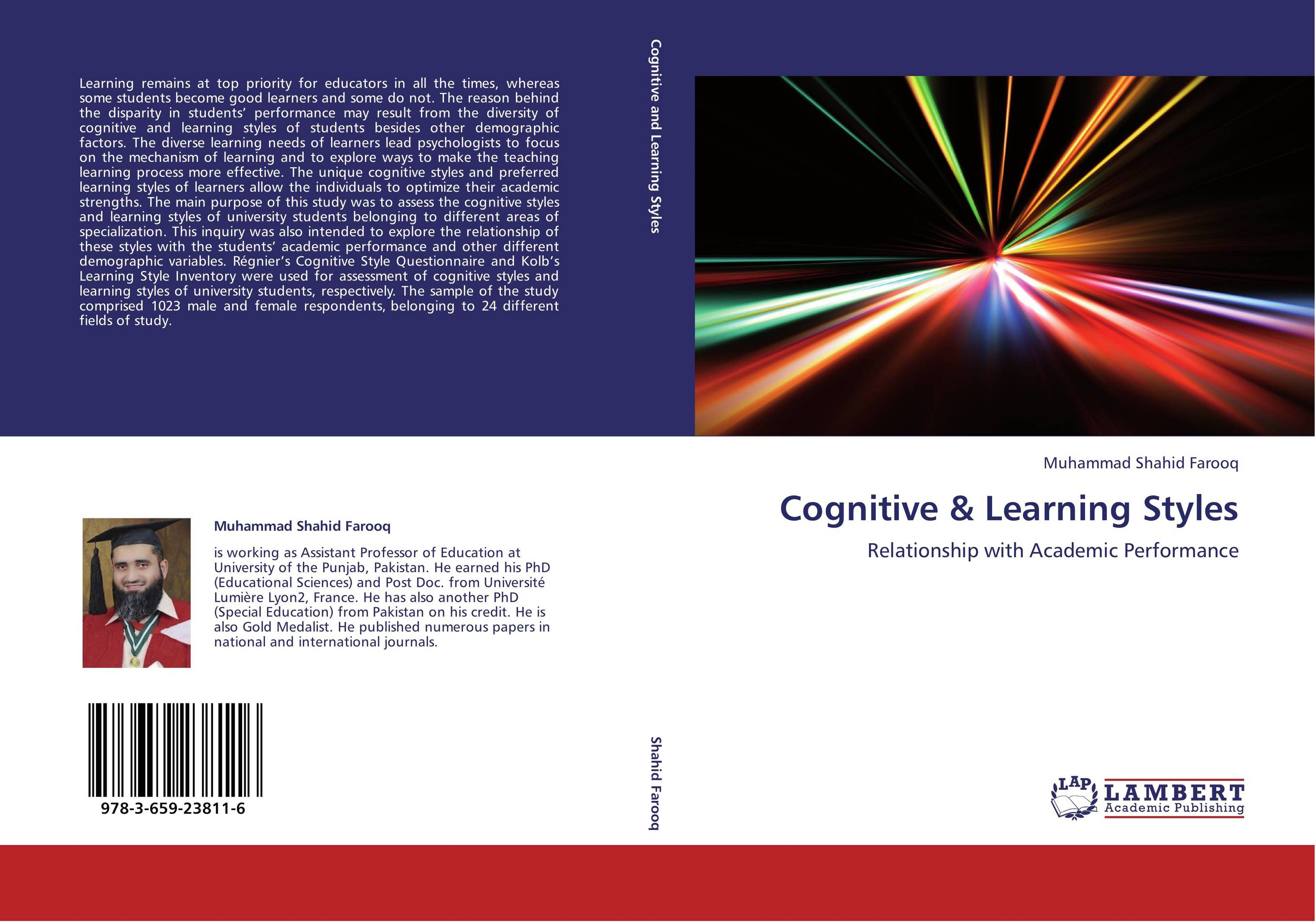 relationship between cognitive processes of learning Cognitive behavioral learning deals with cognition and behavior cognitive behavioral theory explains an individual's behavior as a function of their self-concepts it explains behavior and learning as a result of three variables: your views about yourself.