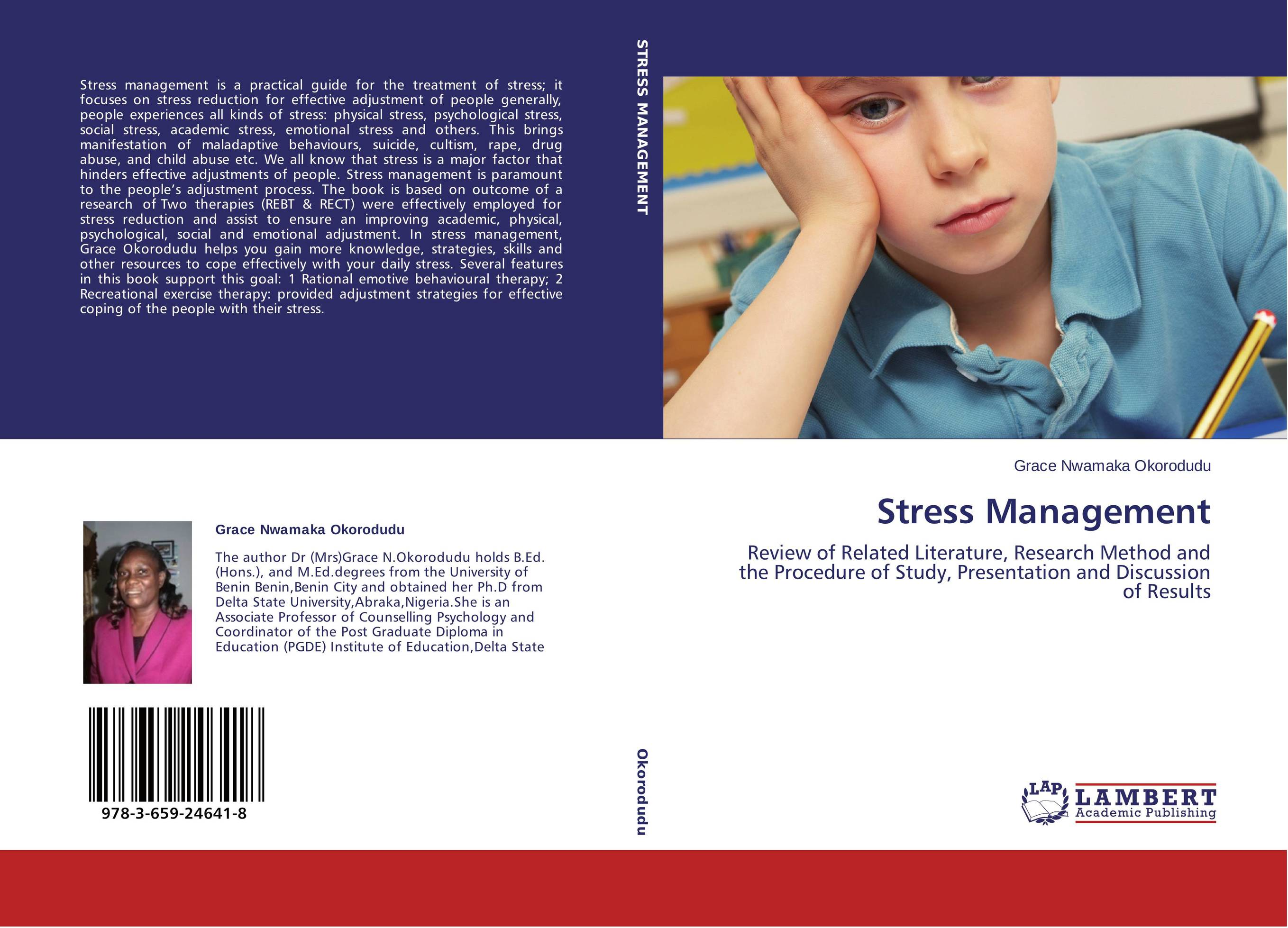 review of related literature on stress management Lewis, anthony, thomas, brychan c and williams, k (2011) a literature review of stress management international journal of professional management, 5 (3) pp 1-7 issn 2042-2341 full text not available from this repository.