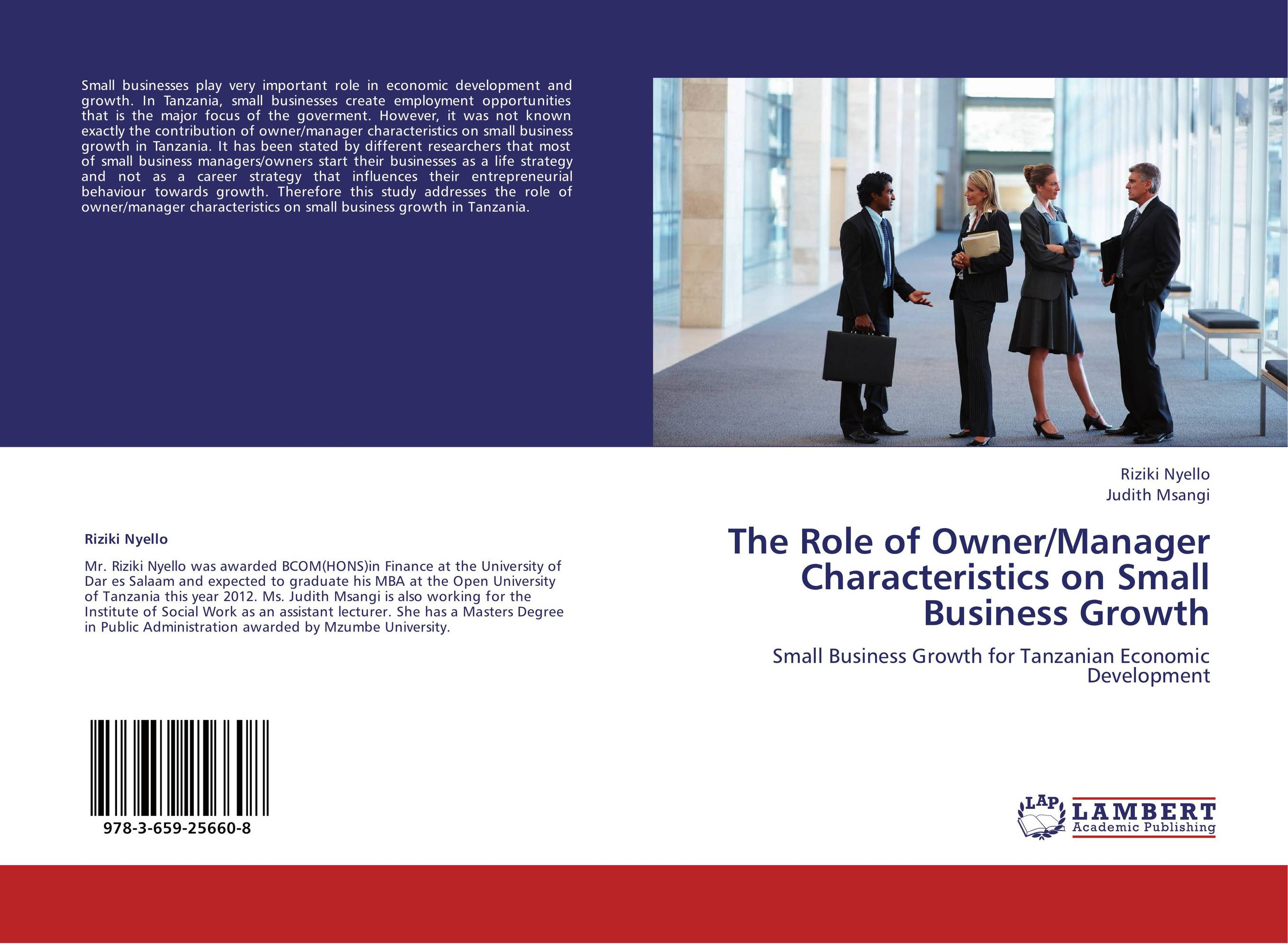 influences and characteristics of entrepreneurial behavior 4 entrepreneurial behaviors 41 uncertainty perception and risk-taking the entrepreneur is a factor in and the study of entrepreneurship reaches back to the work of richard cantillon and adam smith in the late 17th and early 18th centuries.